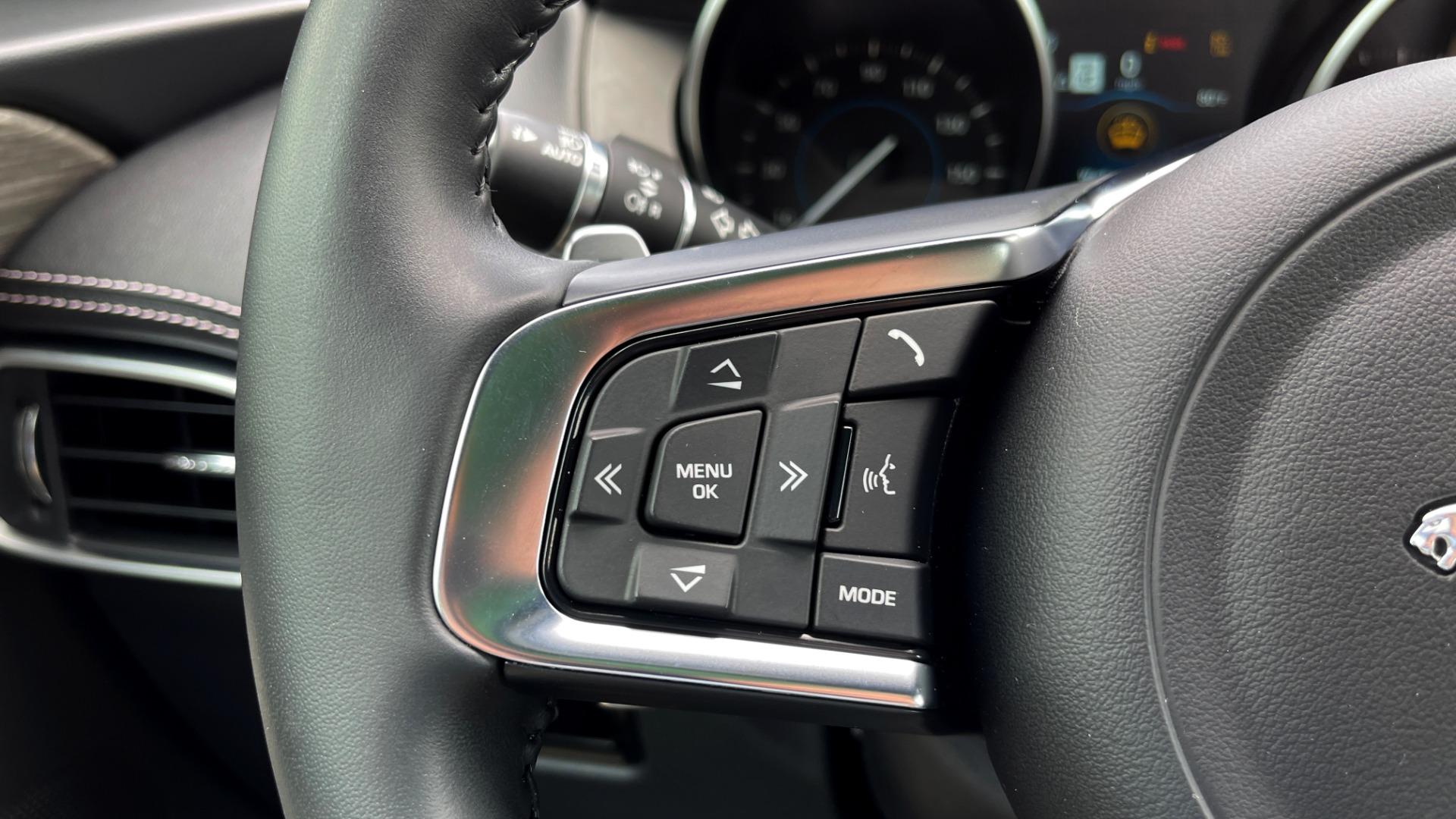 Used 2019 Jaguar F-PACE S / DRIVE PKG / BSA / HUD / BLACK EXT PKG / REARVIEW for sale $50,995 at Formula Imports in Charlotte NC 28227 32