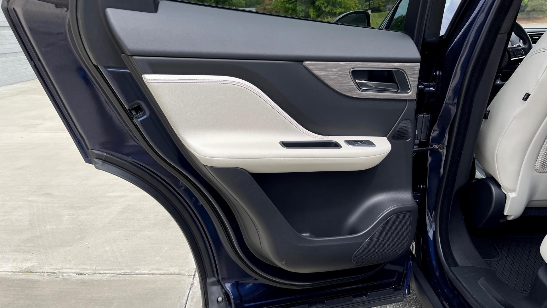 Used 2019 Jaguar F-PACE S / DRIVE PKG / BSA / HUD / BLACK EXT PKG / REARVIEW for sale $50,995 at Formula Imports in Charlotte NC 28227 48