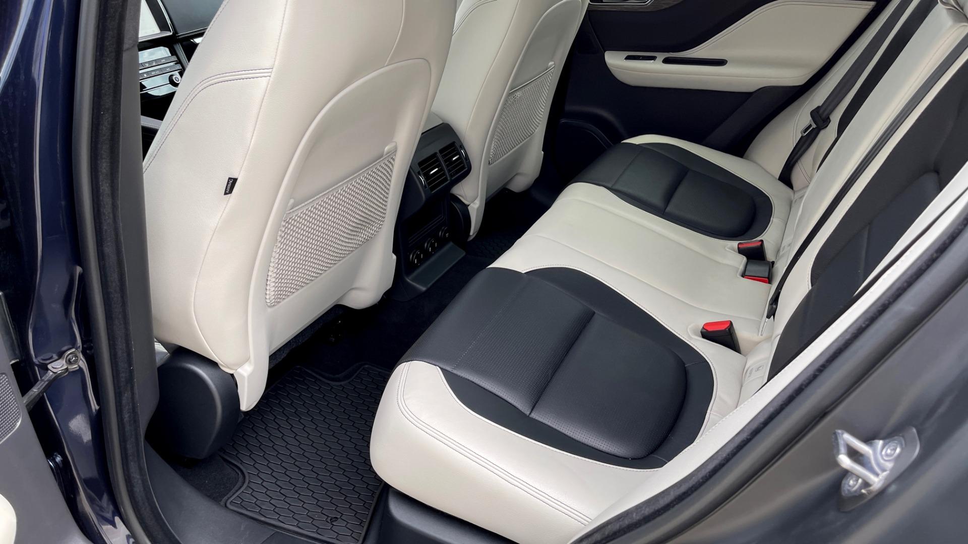 Used 2019 Jaguar F-PACE S / DRIVE PKG / BSA / HUD / BLACK EXT PKG / REARVIEW for sale $50,995 at Formula Imports in Charlotte NC 28227 50