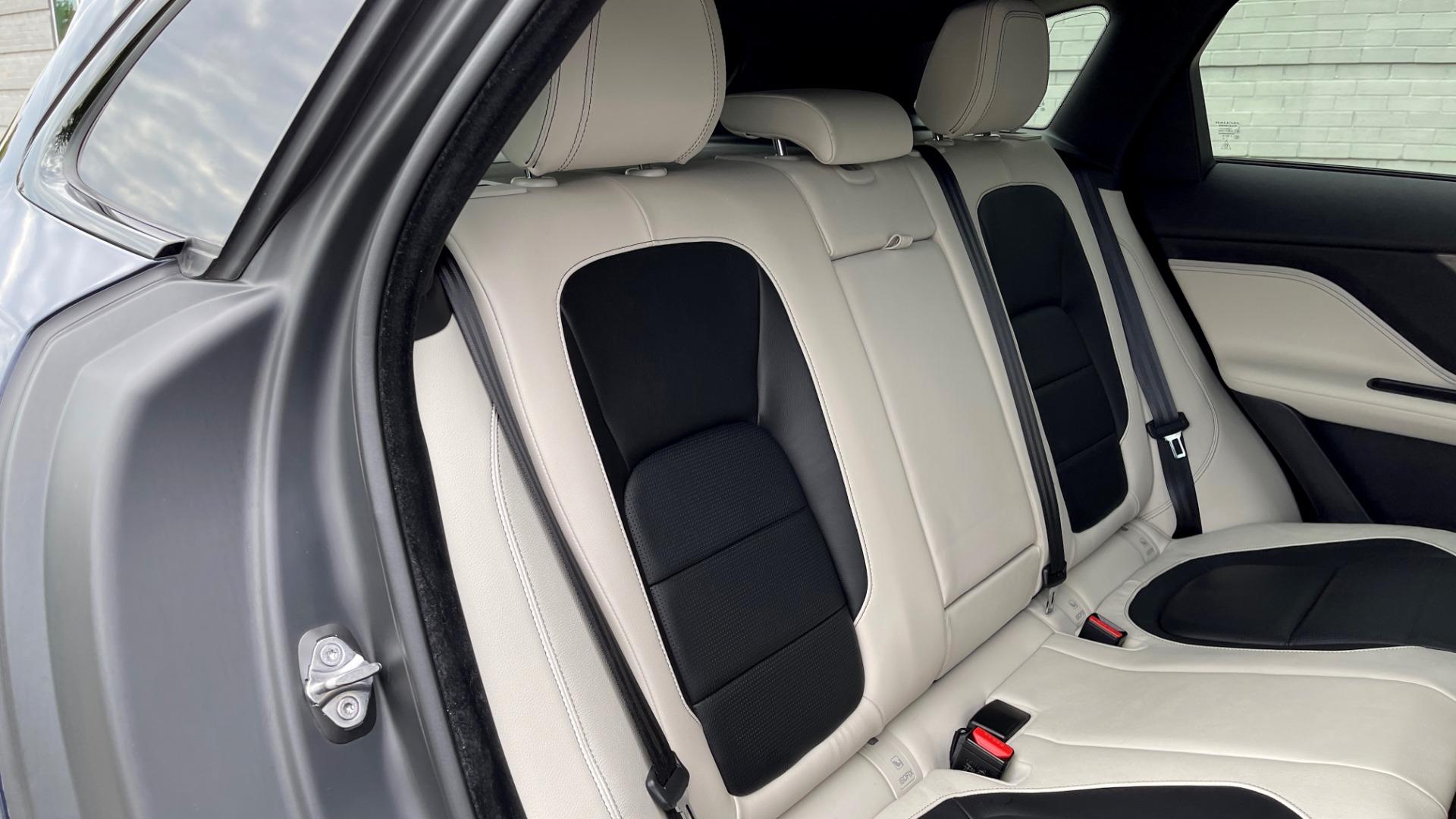 Used 2019 Jaguar F-PACE S / DRIVE PKG / BSA / HUD / BLACK EXT PKG / REARVIEW for sale $50,995 at Formula Imports in Charlotte NC 28227 60