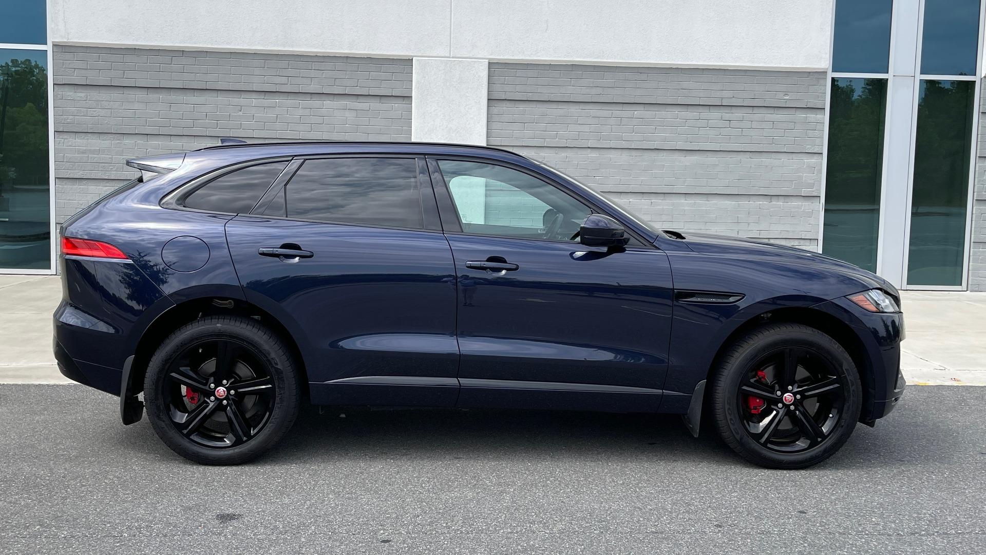 Used 2019 Jaguar F-PACE S / DRIVE PKG / BSA / HUD / BLACK EXT PKG / REARVIEW for sale $50,995 at Formula Imports in Charlotte NC 28227 7