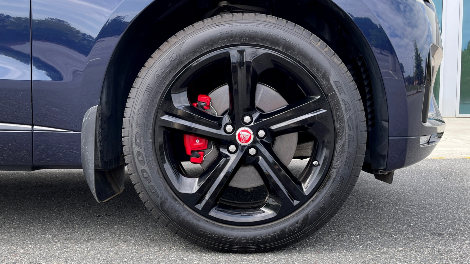 Used 2019 Jaguar F-PACE S / DRIVE PKG / BSA / HUD / BLACK EXT PKG / REARVIEW for sale $50,995 at Formula Imports in Charlotte NC 28227 70