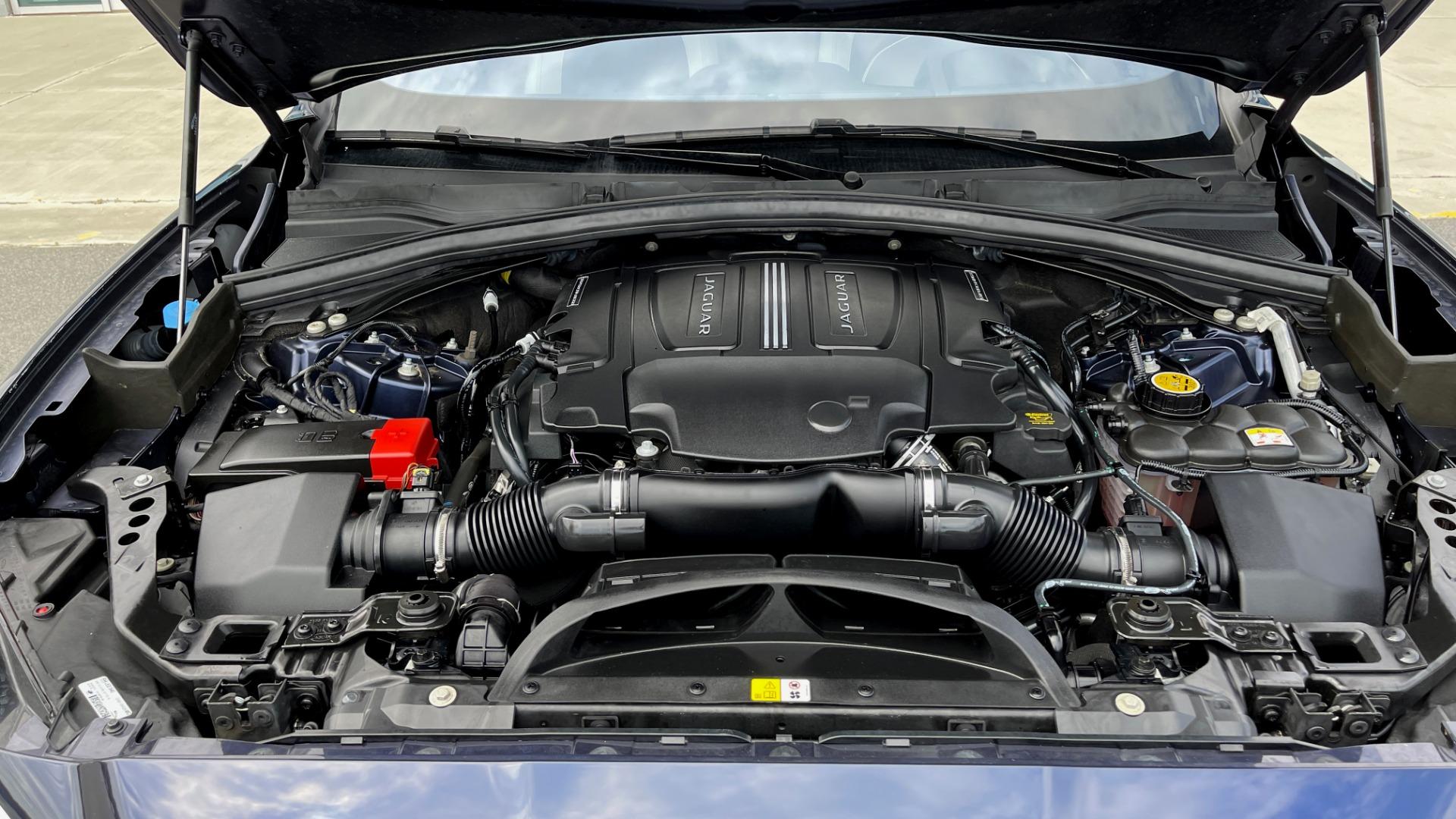 Used 2019 Jaguar F-PACE S / DRIVE PKG / BSA / HUD / BLACK EXT PKG / REARVIEW for sale $50,995 at Formula Imports in Charlotte NC 28227 8
