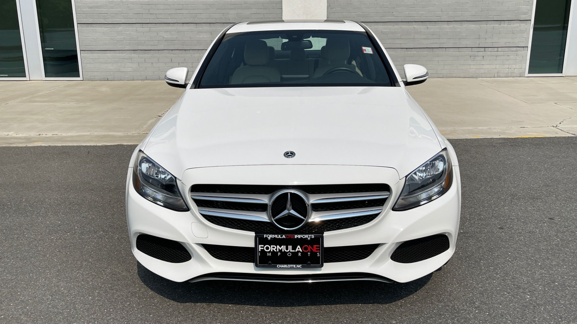 Used 2018 Mercedes-Benz C-Class C 300 4MATIC / PREMIUM / BURMESTER / HTD STS / SUNROOF / REARVIEW for sale $33,995 at Formula Imports in Charlotte NC 28227 11