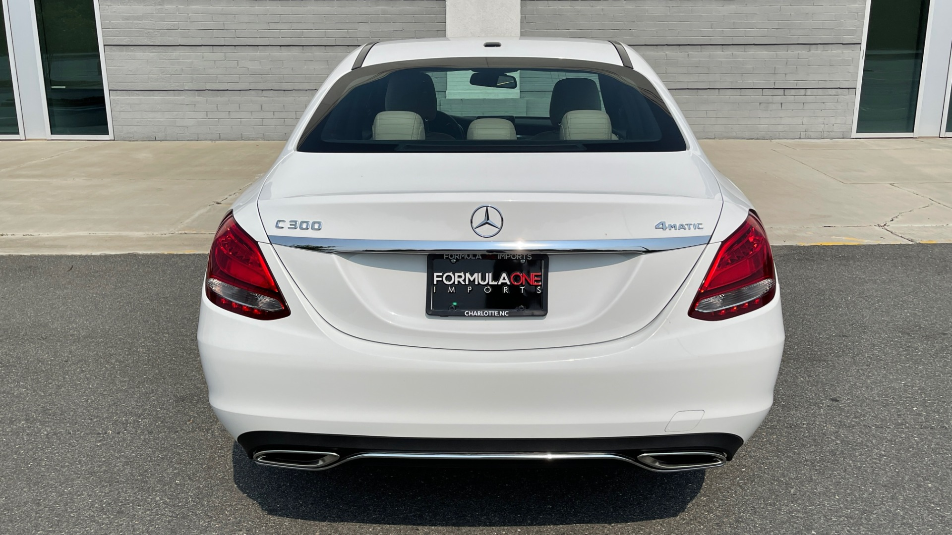 Used 2018 Mercedes-Benz C-Class C 300 4MATIC / PREMIUM / BURMESTER / HTD STS / SUNROOF / REARVIEW for sale $33,995 at Formula Imports in Charlotte NC 28227 21