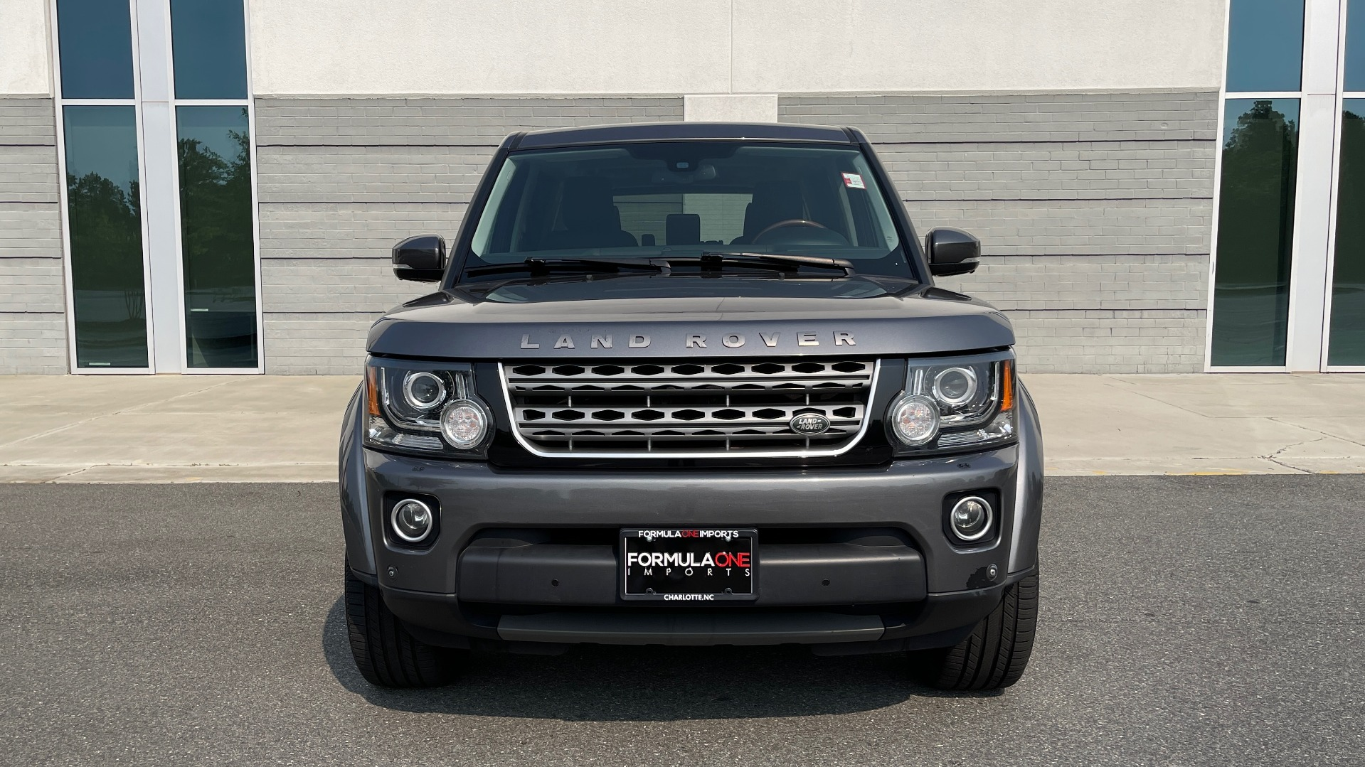 Used 2016 Land Rover LR4 HSE / NAV / SUNROOF / 3-ROW / MERIDIAN SOUND SYS / REARVIEW for sale $30,995 at Formula Imports in Charlotte NC 28227 11
