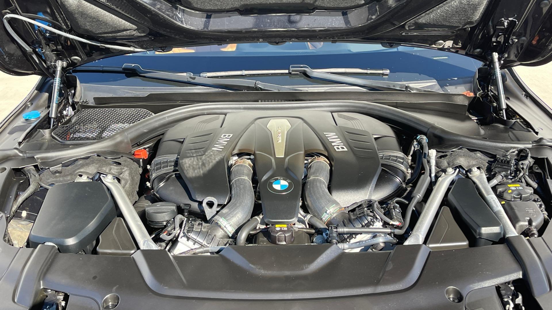 Used 2019 BMW 7 SERIES 750I XDRIVE M-SPORT / EXEC PKG / DRVR ASST PLUS / CLD WTHR / PAR for sale $60,995 at Formula Imports in Charlotte NC 28227 10