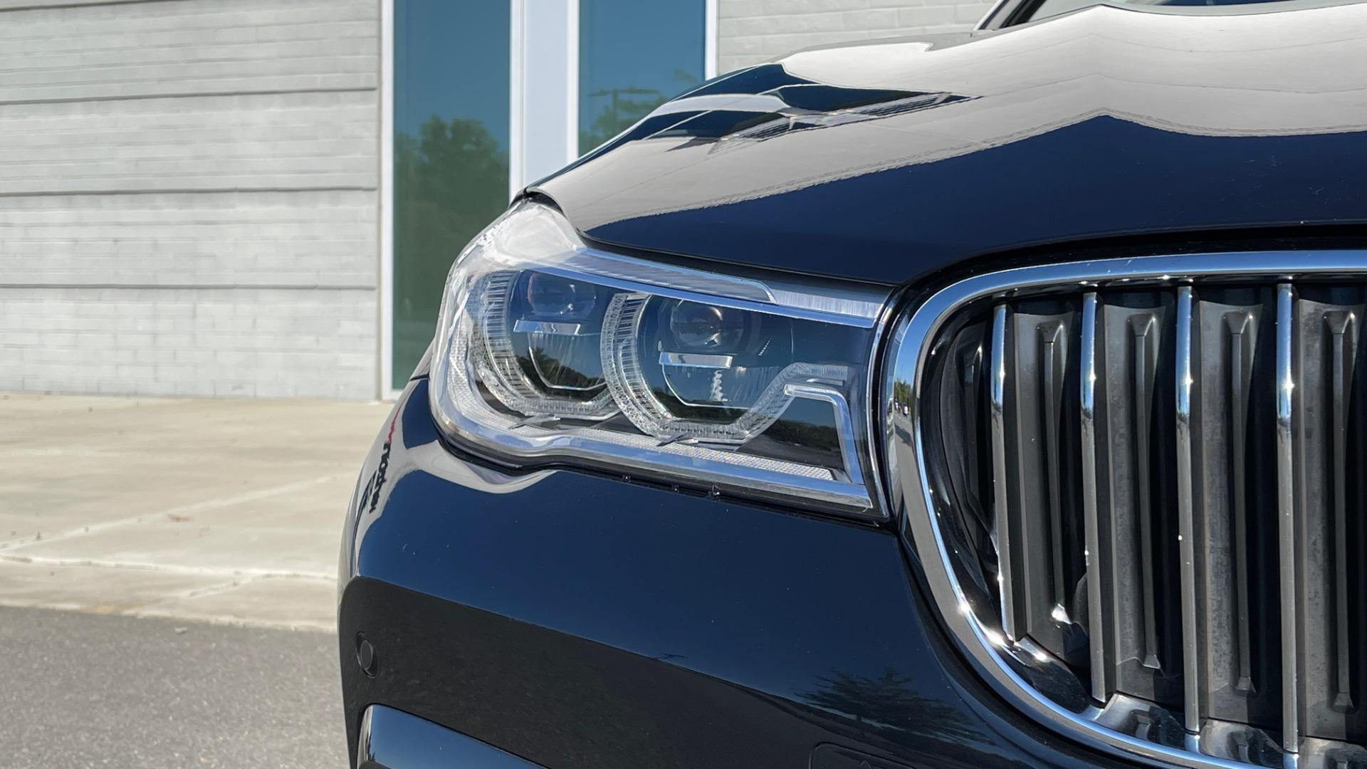 Used 2019 BMW 7 SERIES 750I XDRIVE M-SPORT / EXEC PKG / DRVR ASST PLUS / CLD WTHR / PAR for sale $60,995 at Formula Imports in Charlotte NC 28227 12