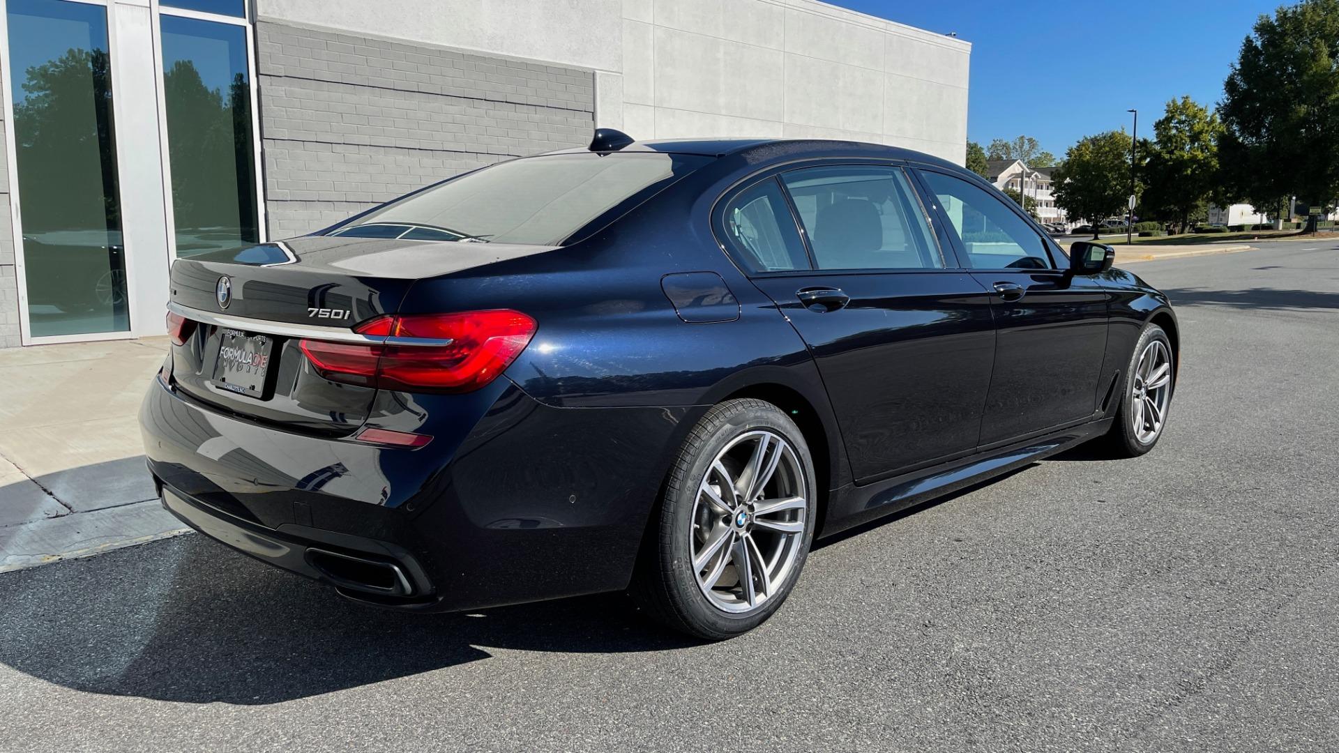 Used 2019 BMW 7 SERIES 750I XDRIVE M-SPORT / EXEC PKG / DRVR ASST PLUS / CLD WTHR / PAR for sale $60,995 at Formula Imports in Charlotte NC 28227 2