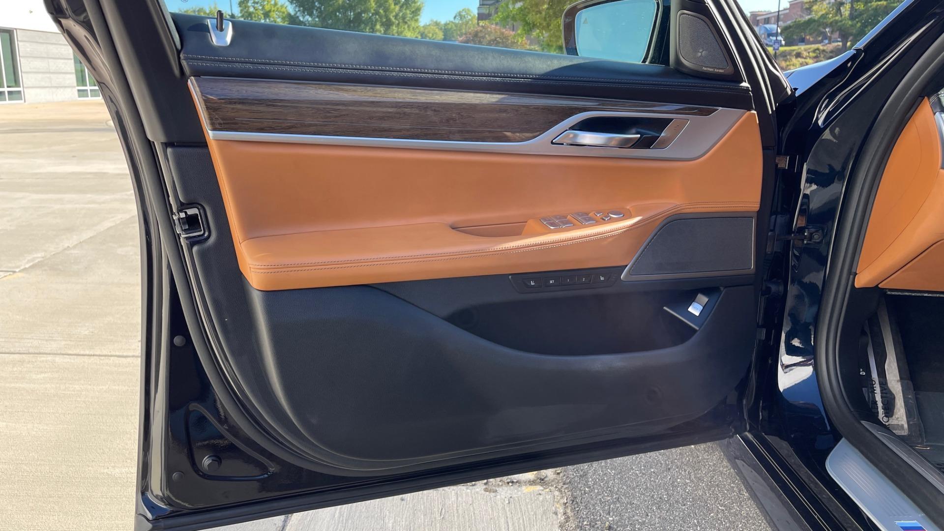 Used 2019 BMW 7 SERIES 750I XDRIVE M-SPORT / EXEC PKG / DRVR ASST PLUS / CLD WTHR / PAR for sale $60,995 at Formula Imports in Charlotte NC 28227 23