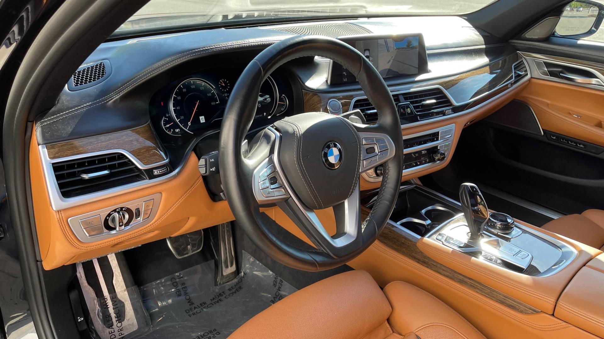 Used 2019 BMW 7 SERIES 750I XDRIVE M-SPORT / EXEC PKG / DRVR ASST PLUS / CLD WTHR / PAR for sale $60,995 at Formula Imports in Charlotte NC 28227 25