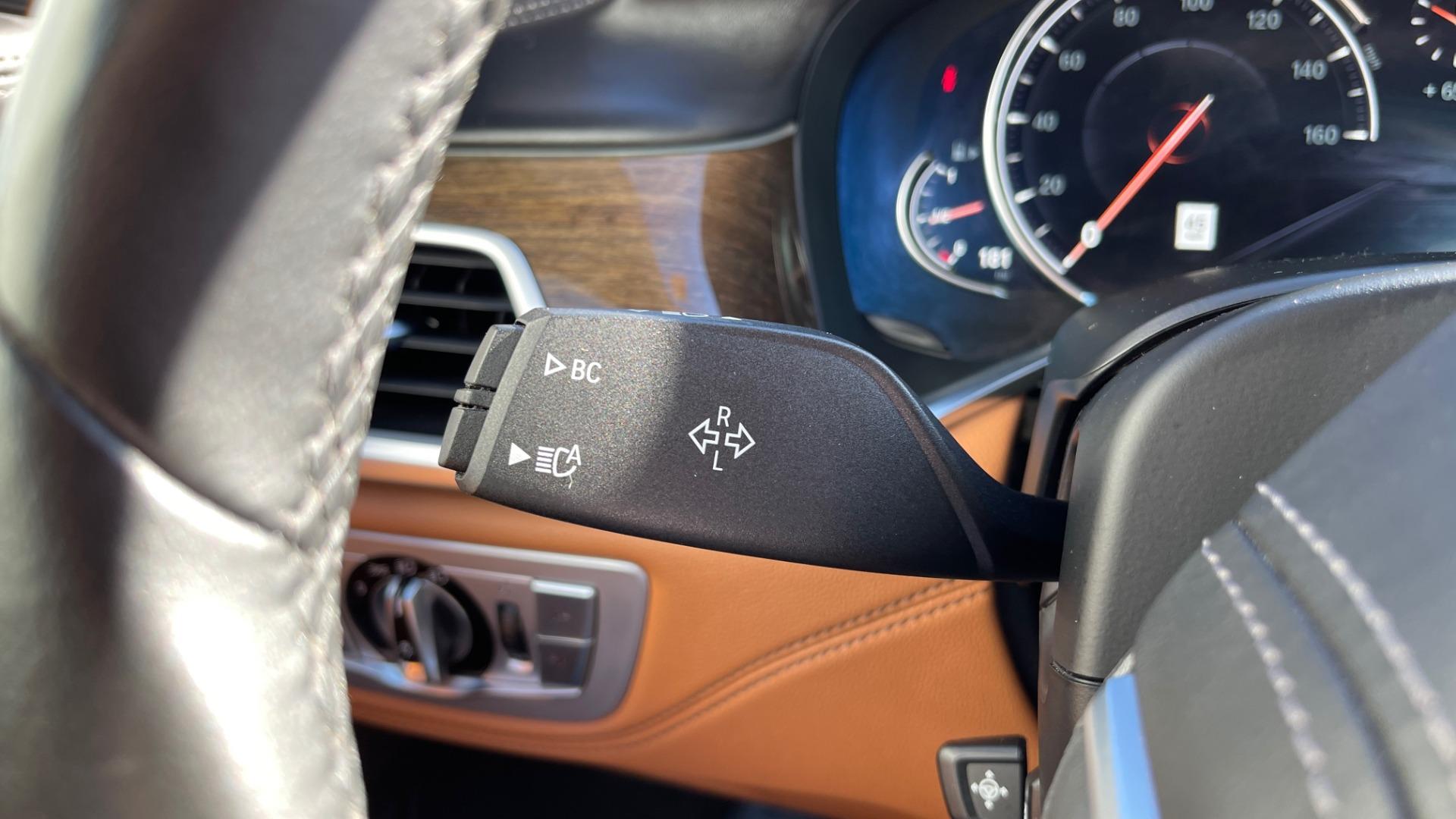 Used 2019 BMW 7 SERIES 750I XDRIVE M-SPORT / EXEC PKG / DRVR ASST PLUS / CLD WTHR / PAR for sale $60,995 at Formula Imports in Charlotte NC 28227 33