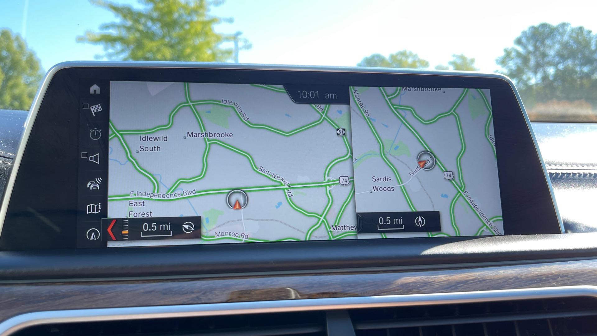 Used 2019 BMW 7 SERIES 750I XDRIVE M-SPORT / EXEC PKG / DRVR ASST PLUS / CLD WTHR / PAR for sale $60,995 at Formula Imports in Charlotte NC 28227 35