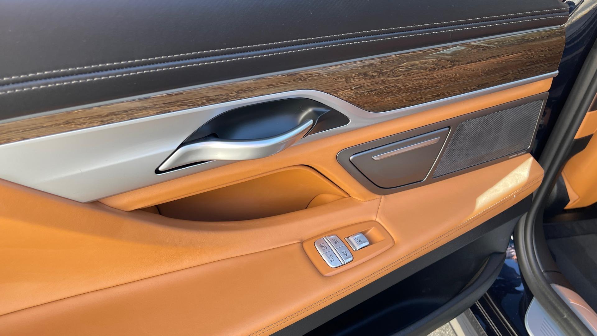Used 2019 BMW 7 SERIES 750I XDRIVE M-SPORT / EXEC PKG / DRVR ASST PLUS / CLD WTHR / PAR for sale $60,995 at Formula Imports in Charlotte NC 28227 43