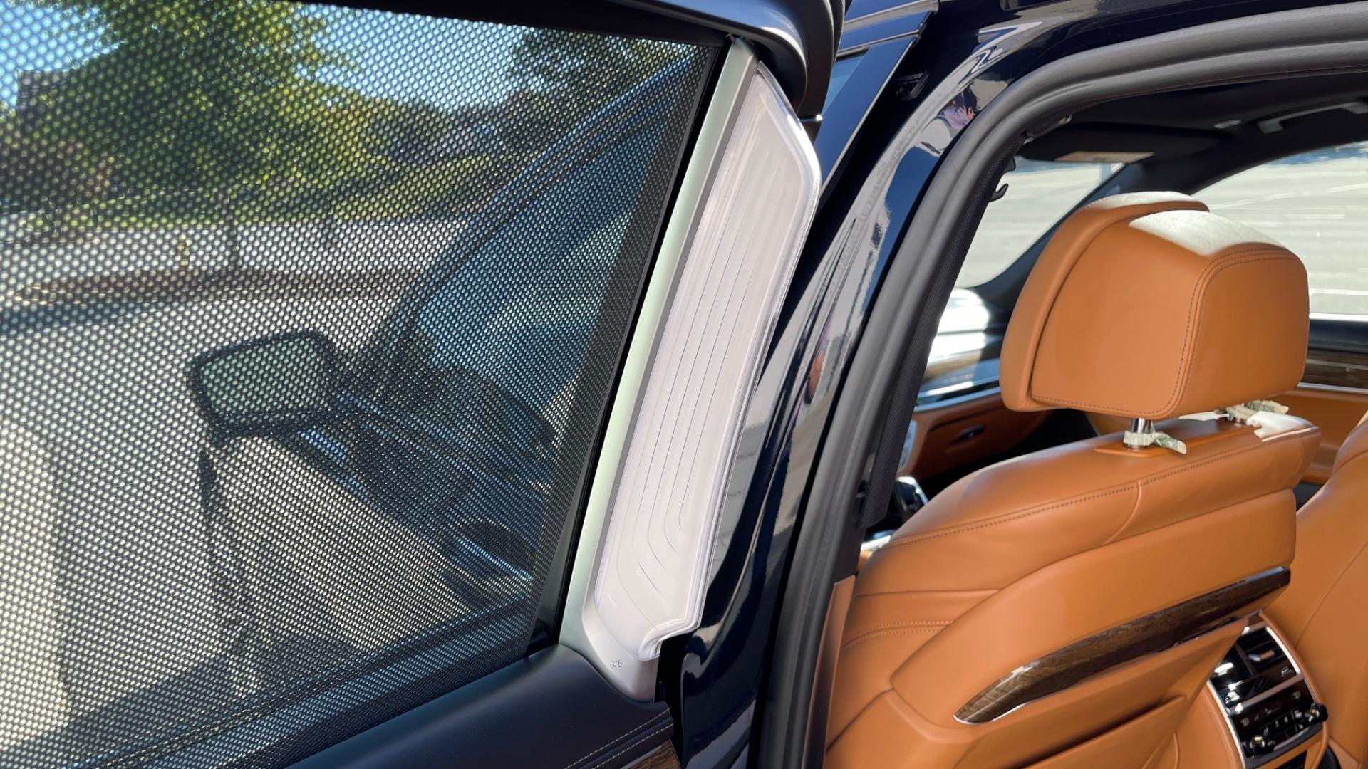 Used 2019 BMW 7 SERIES 750I XDRIVE M-SPORT / EXEC PKG / DRVR ASST PLUS / CLD WTHR / PAR for sale $60,995 at Formula Imports in Charlotte NC 28227 44
