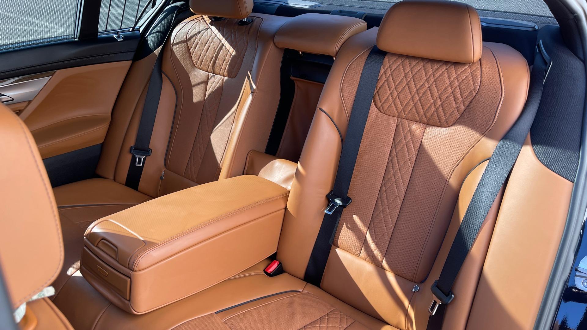 Used 2019 BMW 7 SERIES 750I XDRIVE M-SPORT / EXEC PKG / DRVR ASST PLUS / CLD WTHR / PAR for sale $60,995 at Formula Imports in Charlotte NC 28227 46