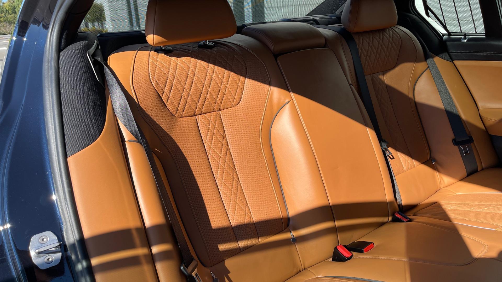 Used 2019 BMW 7 SERIES 750I XDRIVE M-SPORT / EXEC PKG / DRVR ASST PLUS / CLD WTHR / PAR for sale $60,995 at Formula Imports in Charlotte NC 28227 52