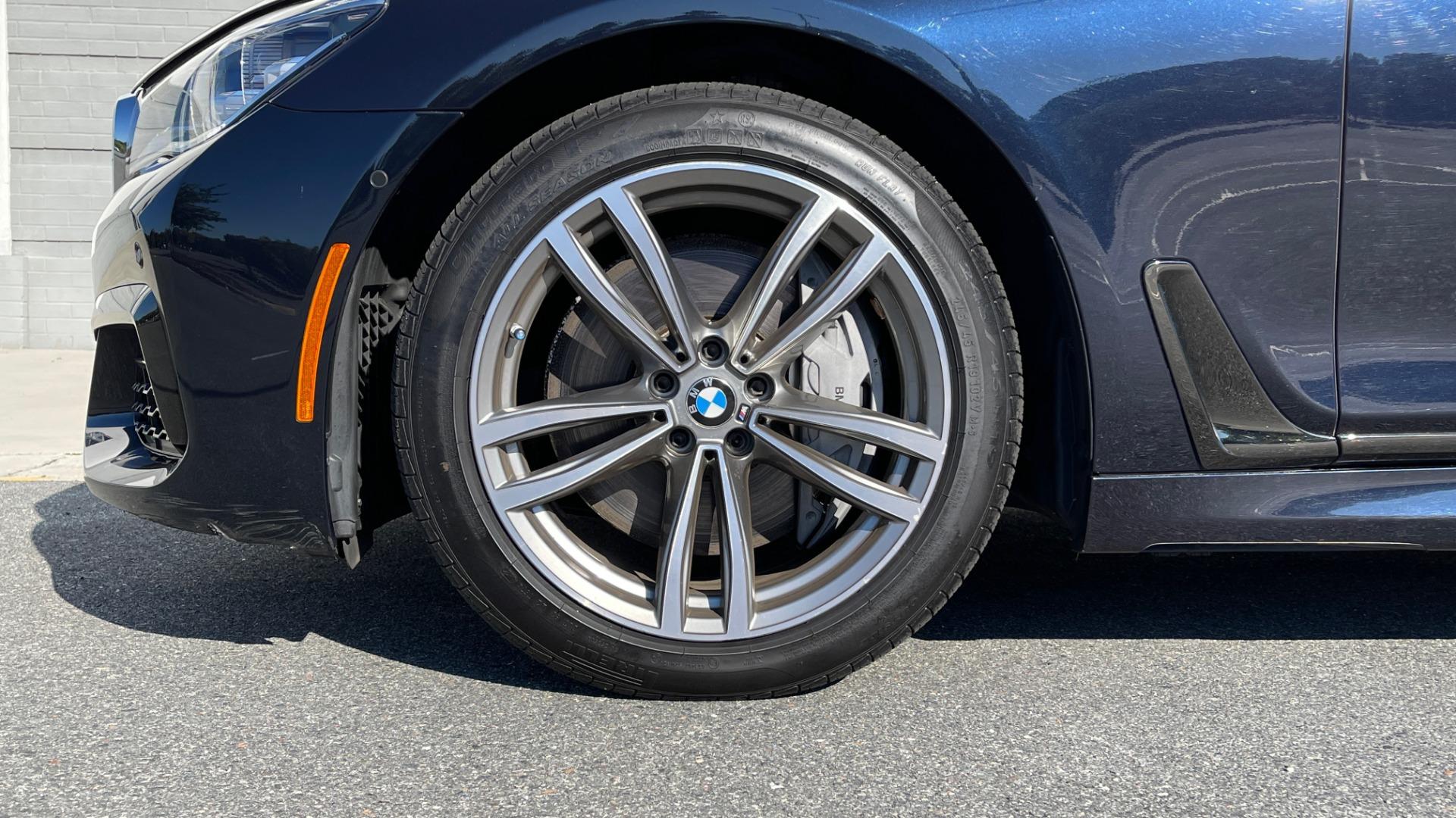 Used 2019 BMW 7 SERIES 750I XDRIVE M-SPORT / EXEC PKG / DRVR ASST PLUS / CLD WTHR / PAR for sale $60,995 at Formula Imports in Charlotte NC 28227 57