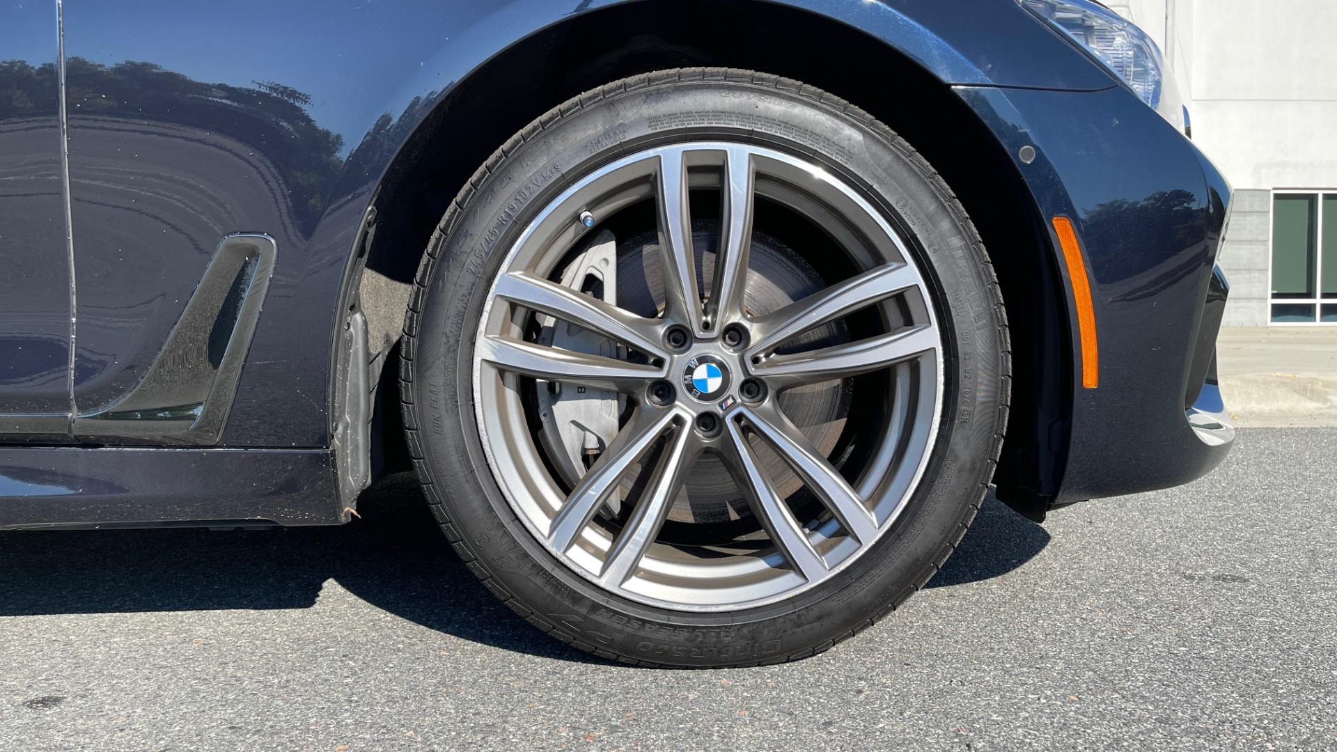 Used 2019 BMW 7 SERIES 750I XDRIVE M-SPORT / EXEC PKG / DRVR ASST PLUS / CLD WTHR / PAR for sale $60,995 at Formula Imports in Charlotte NC 28227 60