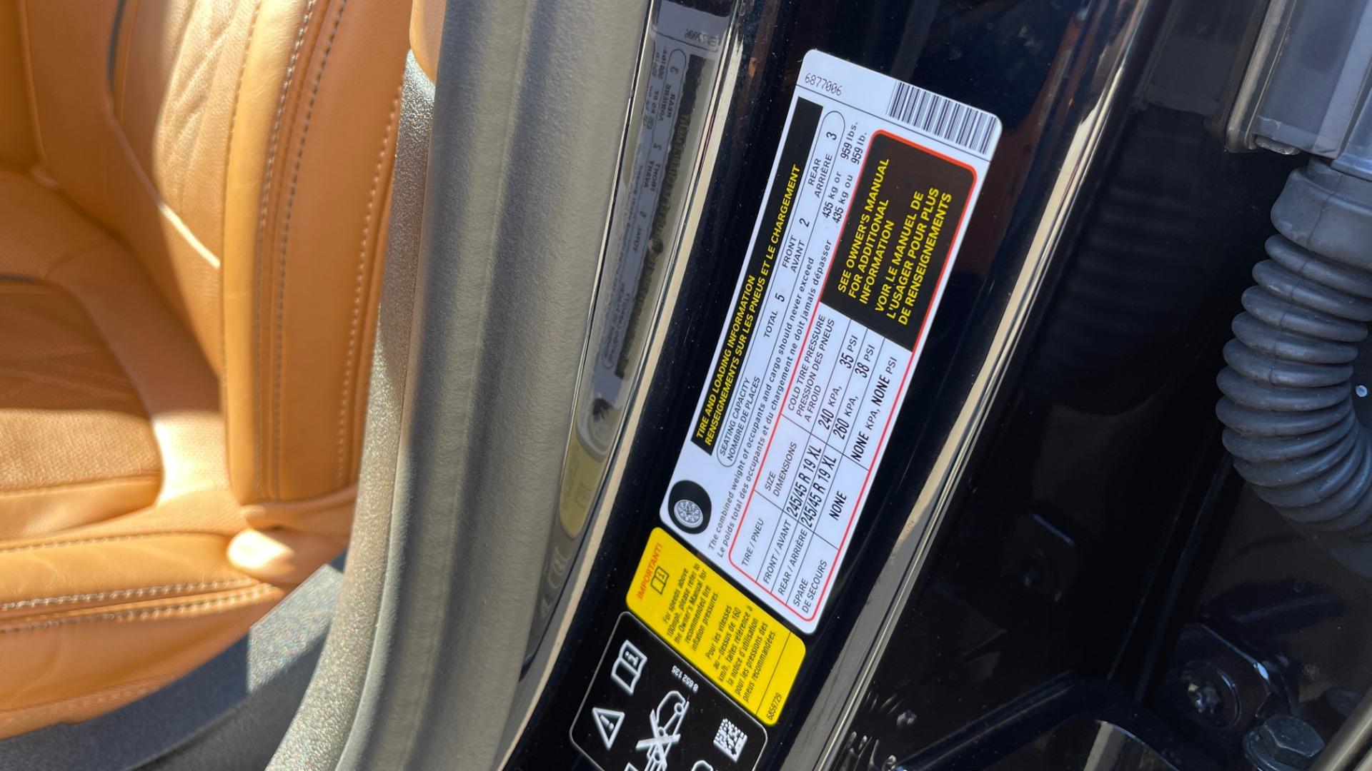 Used 2019 BMW 7 SERIES 750I XDRIVE M-SPORT / EXEC PKG / DRVR ASST PLUS / CLD WTHR / PAR for sale $60,995 at Formula Imports in Charlotte NC 28227 68