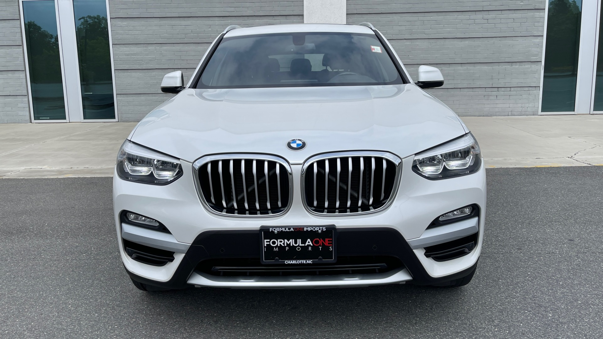 Used 2018 BMW X3 XDRIVE30I / NAV / PANO-ROOF / HTD STS / PARK DIST CNTRL / REARVIEW for sale $38,995 at Formula Imports in Charlotte NC 28227 11
