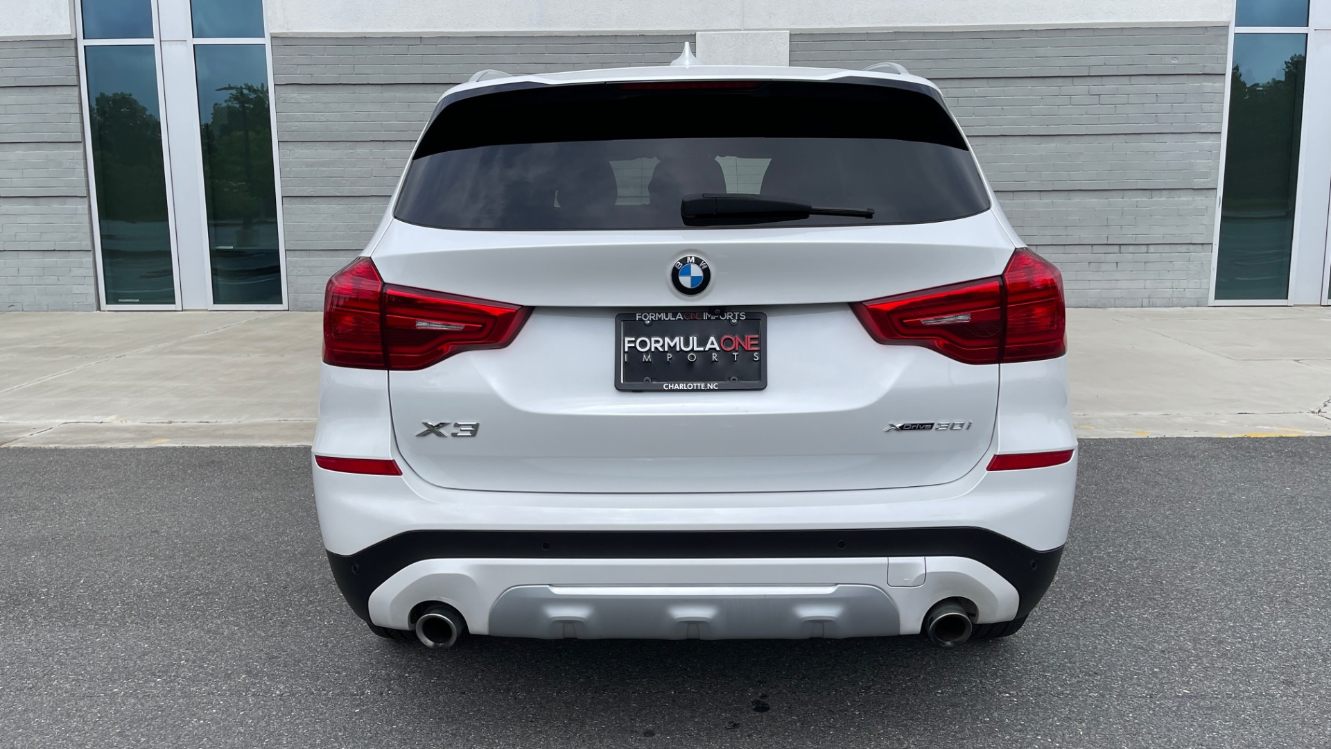 Used 2018 BMW X3 XDRIVE30I / NAV / PANO-ROOF / HTD STS / PARK DIST CNTRL / REARVIEW for sale $38,995 at Formula Imports in Charlotte NC 28227 22