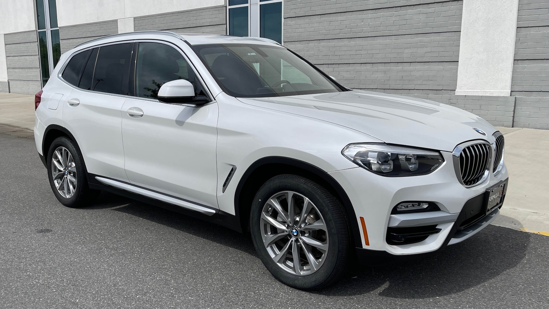 Used 2018 BMW X3 XDRIVE30I / NAV / PANO-ROOF / HTD STS / PARK DIST CNTRL / REARVIEW for sale $38,995 at Formula Imports in Charlotte NC 28227 5