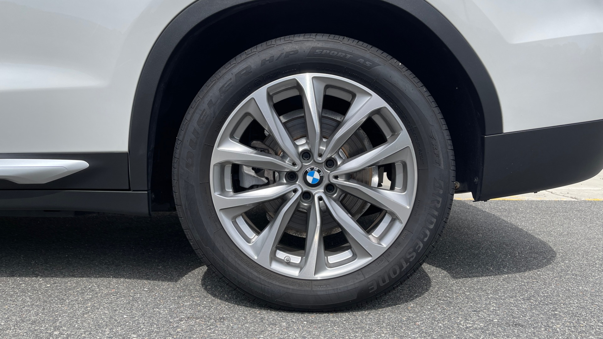 Used 2018 BMW X3 XDRIVE30I / NAV / PANO-ROOF / HTD STS / PARK DIST CNTRL / REARVIEW for sale $38,995 at Formula Imports in Charlotte NC 28227 65