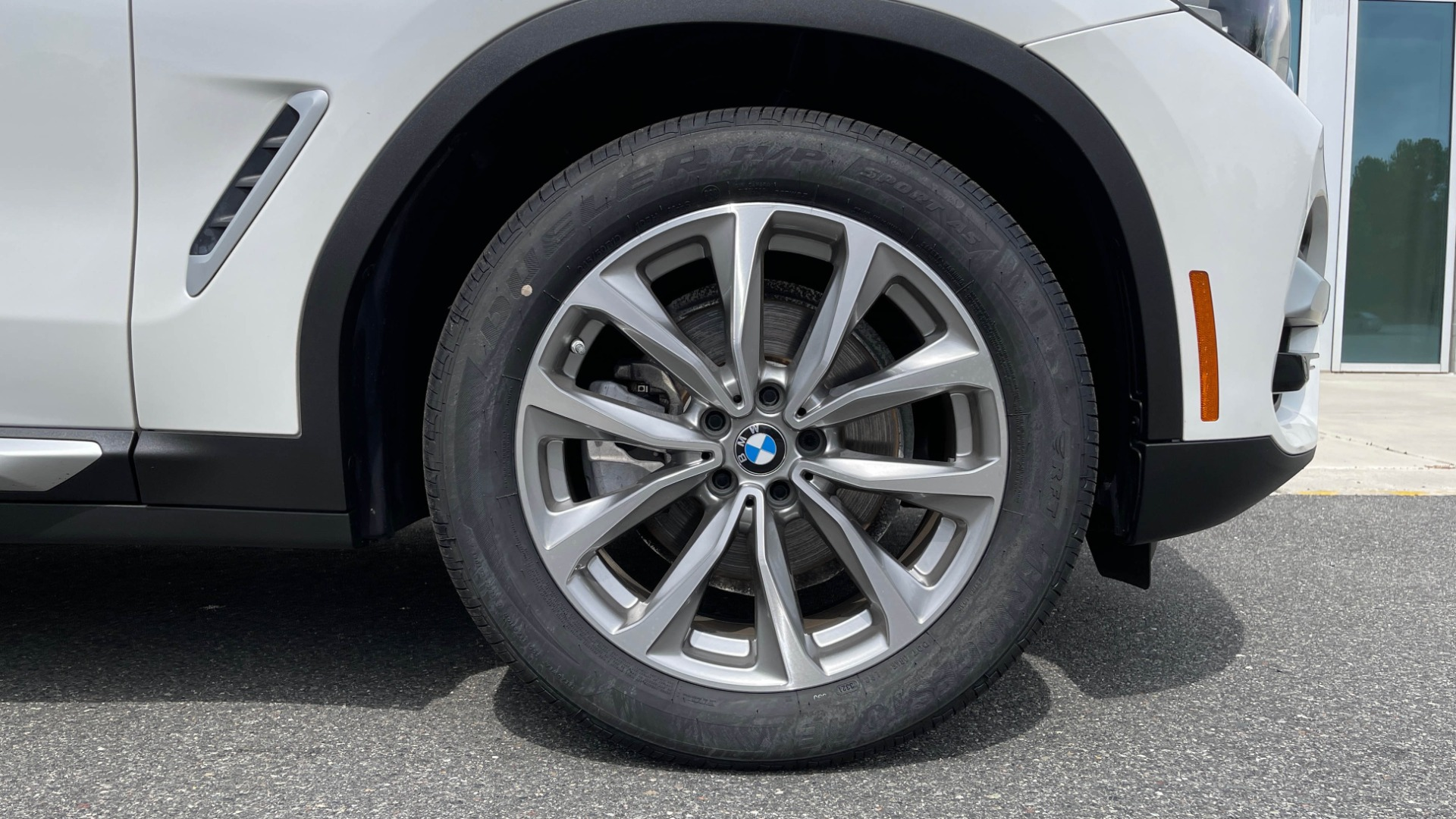 Used 2018 BMW X3 XDRIVE30I / NAV / PANO-ROOF / HTD STS / PARK DIST CNTRL / REARVIEW for sale $38,995 at Formula Imports in Charlotte NC 28227 67