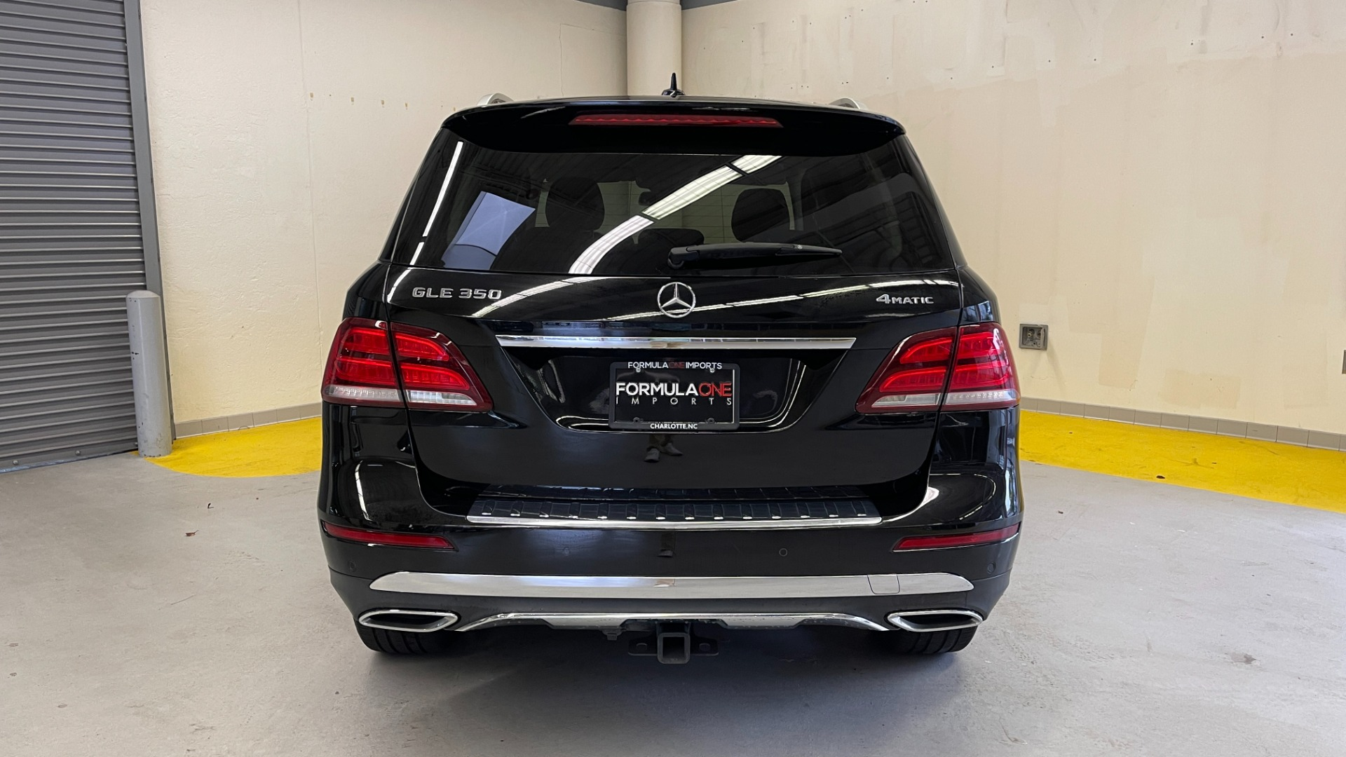 Used 2018 Mercedes-Benz GLE 350 4MATIC PREMIUM / NAV / PARK PILOT / BSA / H/K SND / SURROUND VIEW for sale $40,995 at Formula Imports in Charlotte NC 28227 5