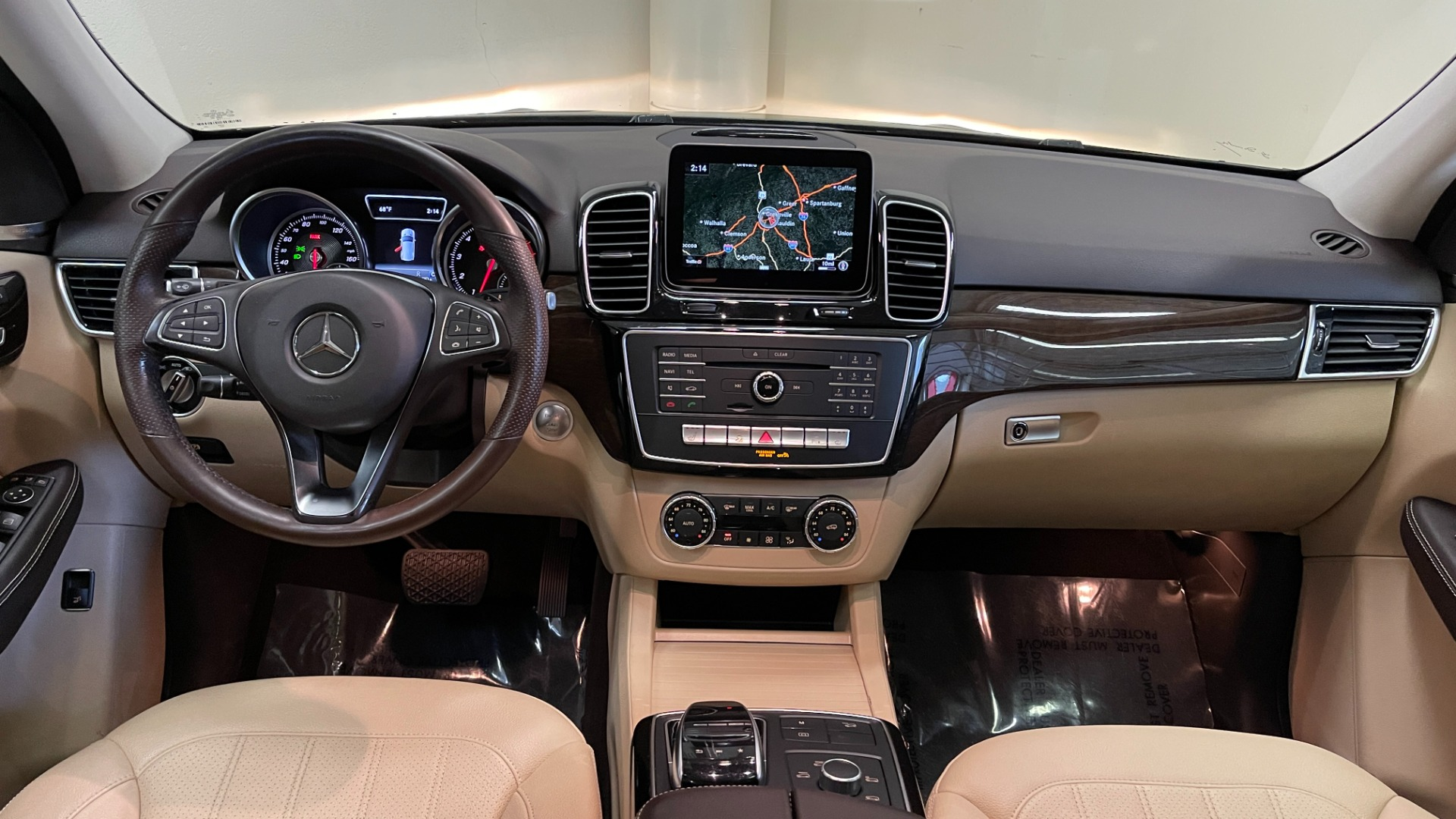 Used 2018 Mercedes-Benz GLE 350 4MATIC PREMIUM / NAV / PARK PILOT / BSA / H/K SND / SURROUND VIEW for sale $40,995 at Formula Imports in Charlotte NC 28227 52