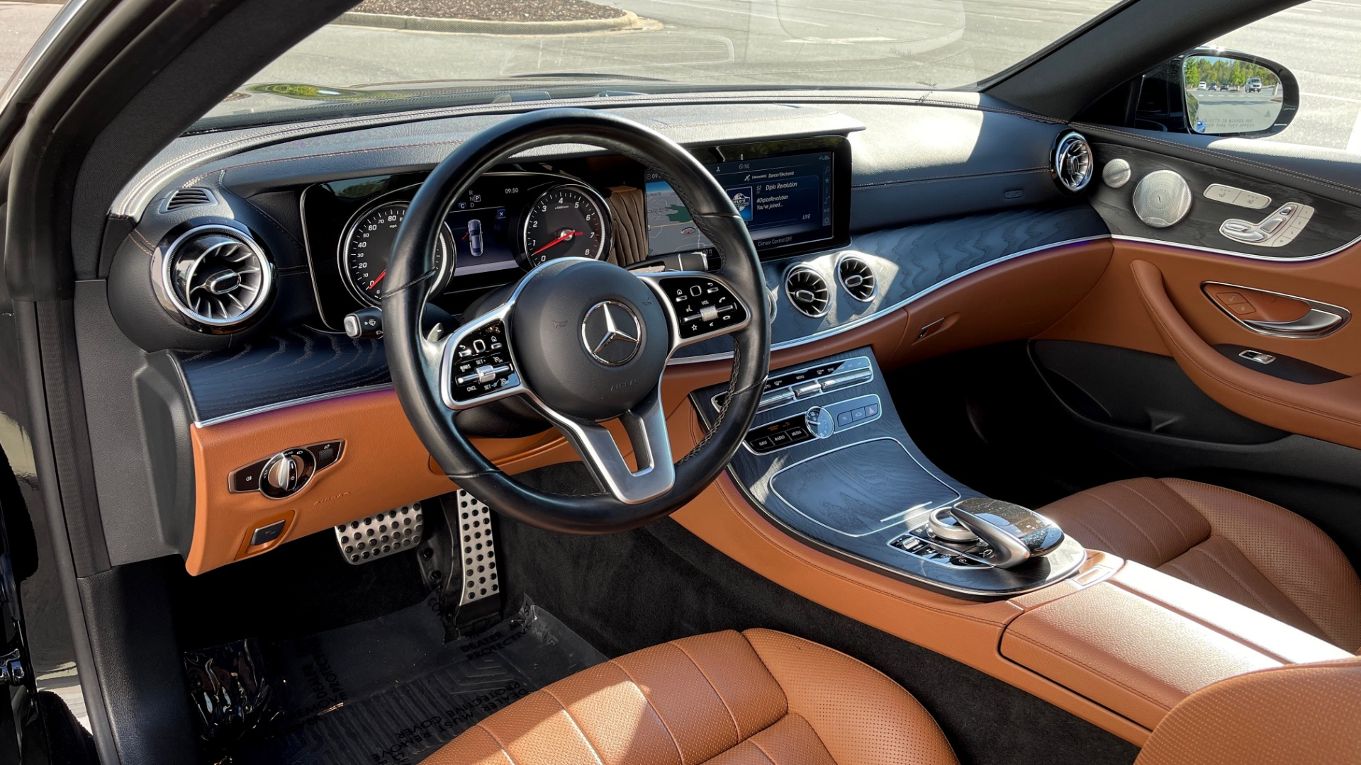 Used 2019 Mercedes-Benz E-CLASS E 450 PREMIUM / AMG LINE / PARK ASST / BSA / BURMESTER for sale $49,995 at Formula Imports in Charlotte NC 28227 22