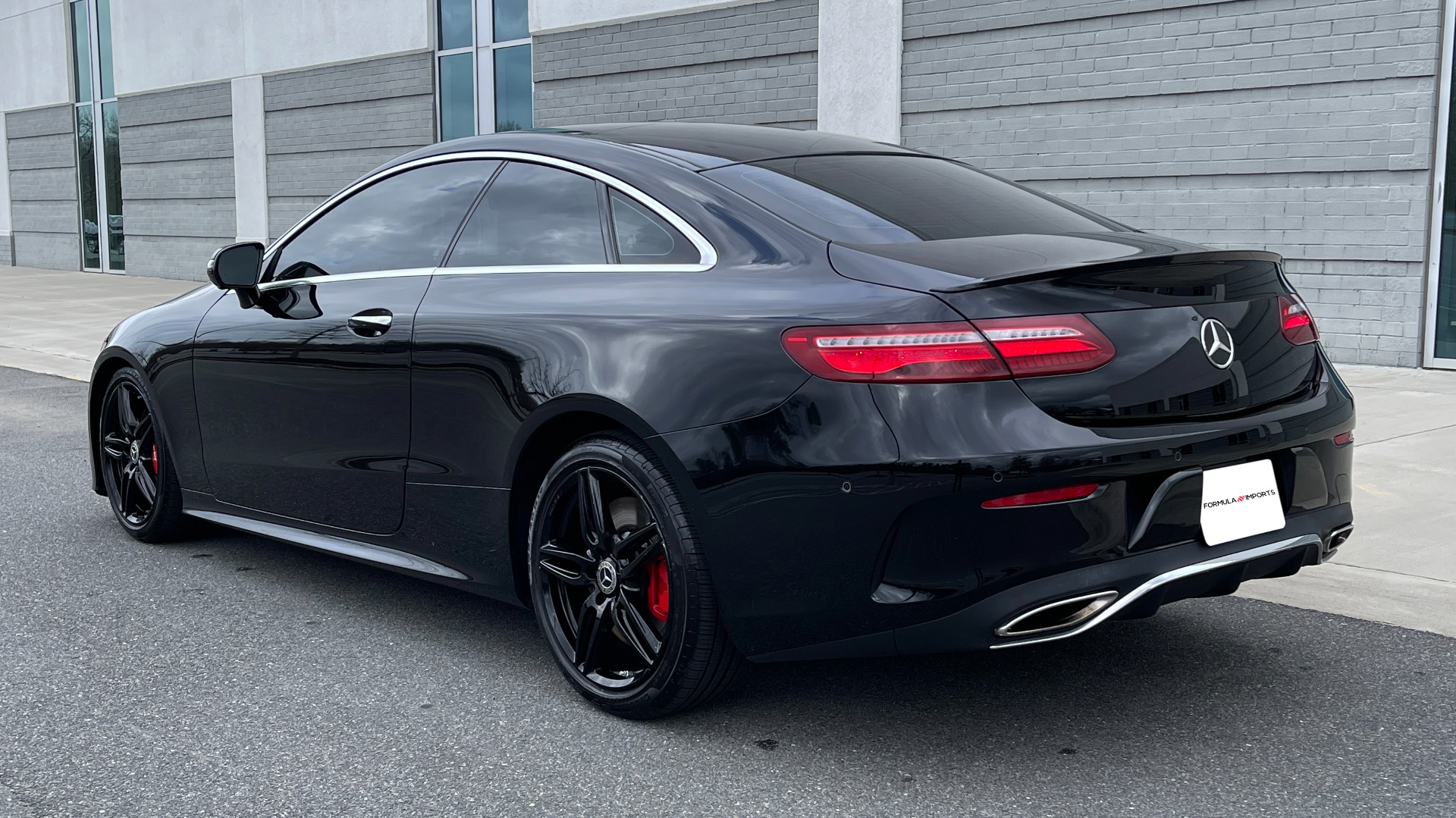 Used 2019 Mercedes-Benz E-CLASS E 450 PREMIUM / AMG LINE / PARK ASST / BSA / BURMESTER for sale $49,995 at Formula Imports in Charlotte NC 28227 4