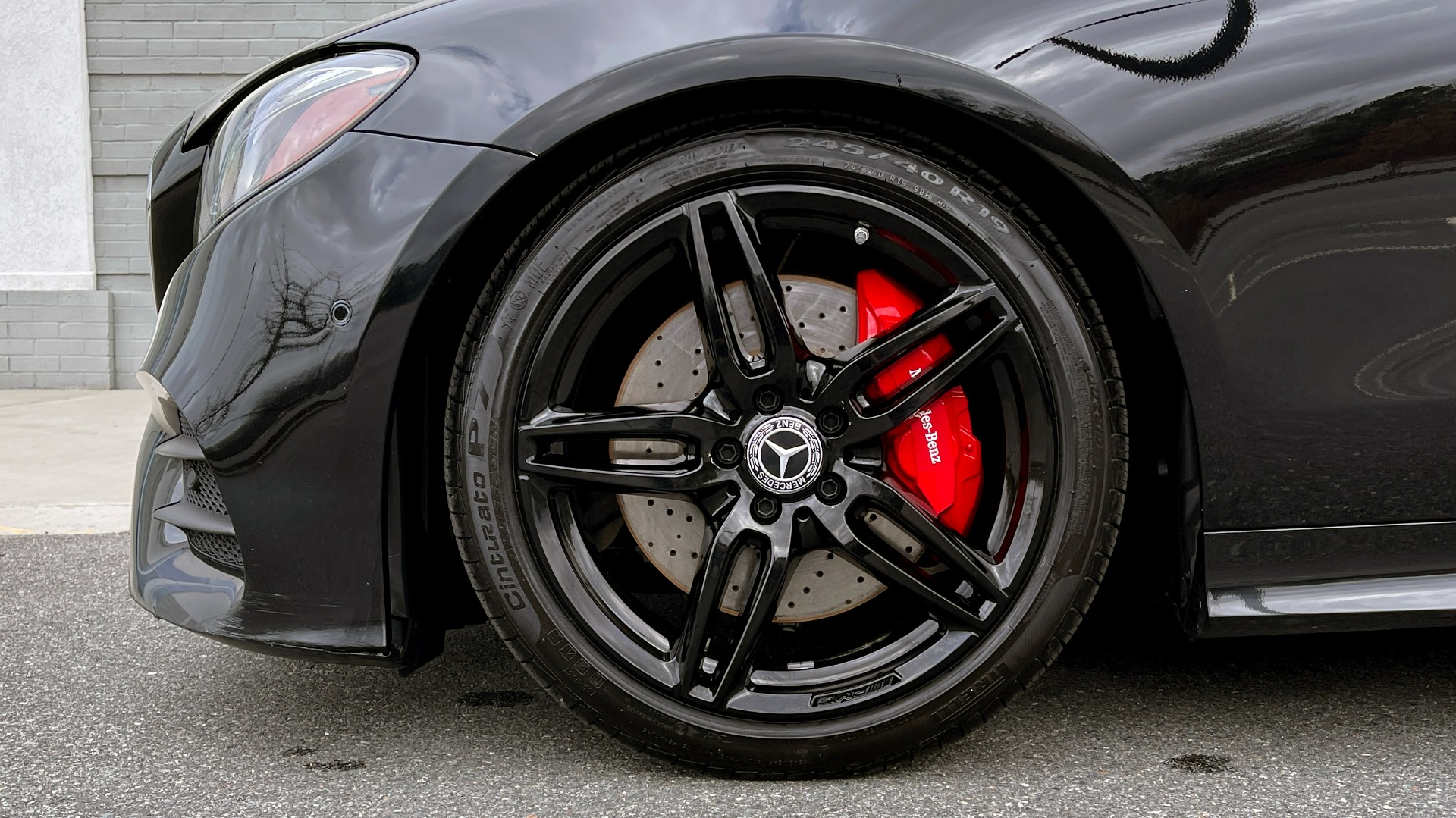 Used 2019 Mercedes-Benz E-CLASS E 450 PREMIUM / AMG LINE / PARK ASST / BSA / BURMESTER for sale $49,995 at Formula Imports in Charlotte NC 28227 53