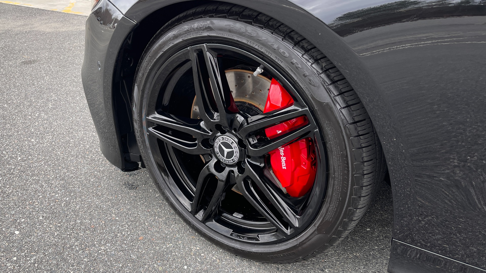 Used 2019 Mercedes-Benz E-CLASS E 450 PREMIUM / AMG LINE / PARK ASST / BSA / BURMESTER for sale $49,995 at Formula Imports in Charlotte NC 28227 57