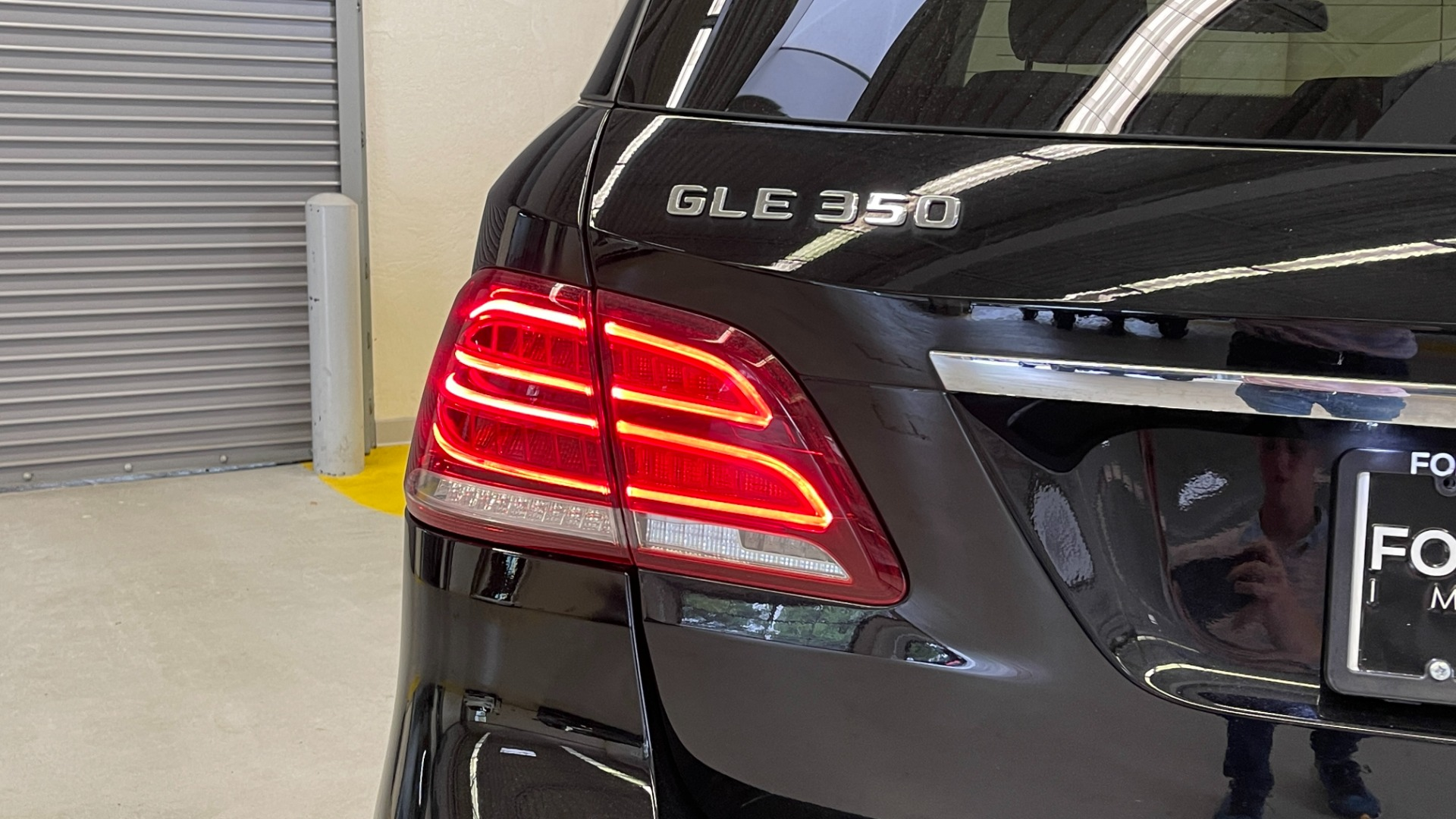 Used 2018 Mercedes-Benz GLE GLE 350 for sale Sold at Formula Imports in Charlotte NC 28227 10