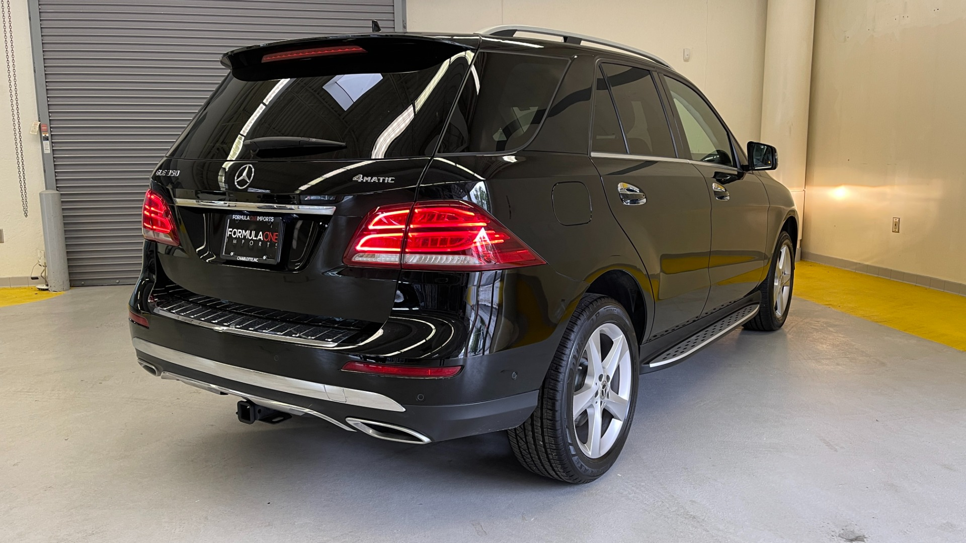 Used 2018 Mercedes-Benz GLE GLE 350 for sale Sold at Formula Imports in Charlotte NC 28227 2