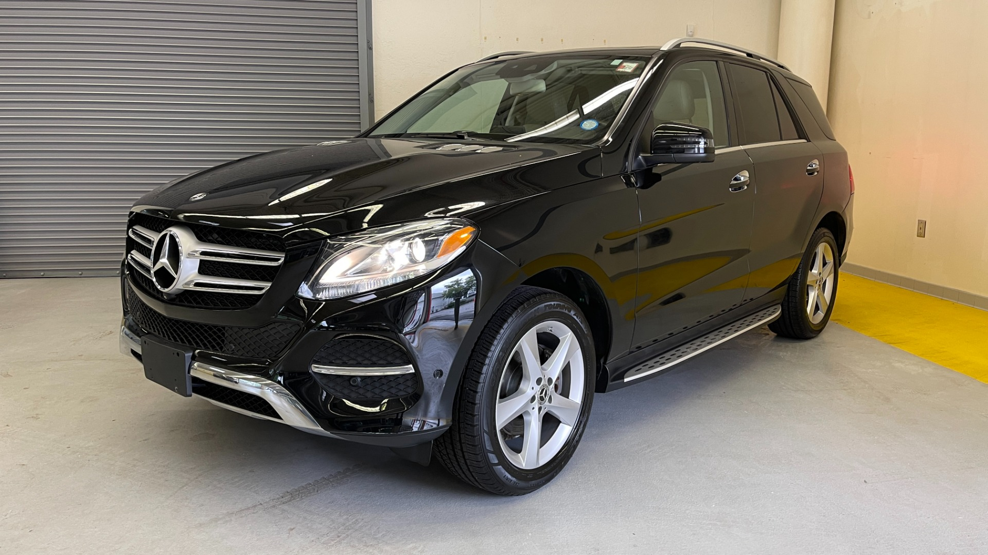 Used 2018 Mercedes-Benz GLE GLE 350 for sale Sold at Formula Imports in Charlotte NC 28227 3