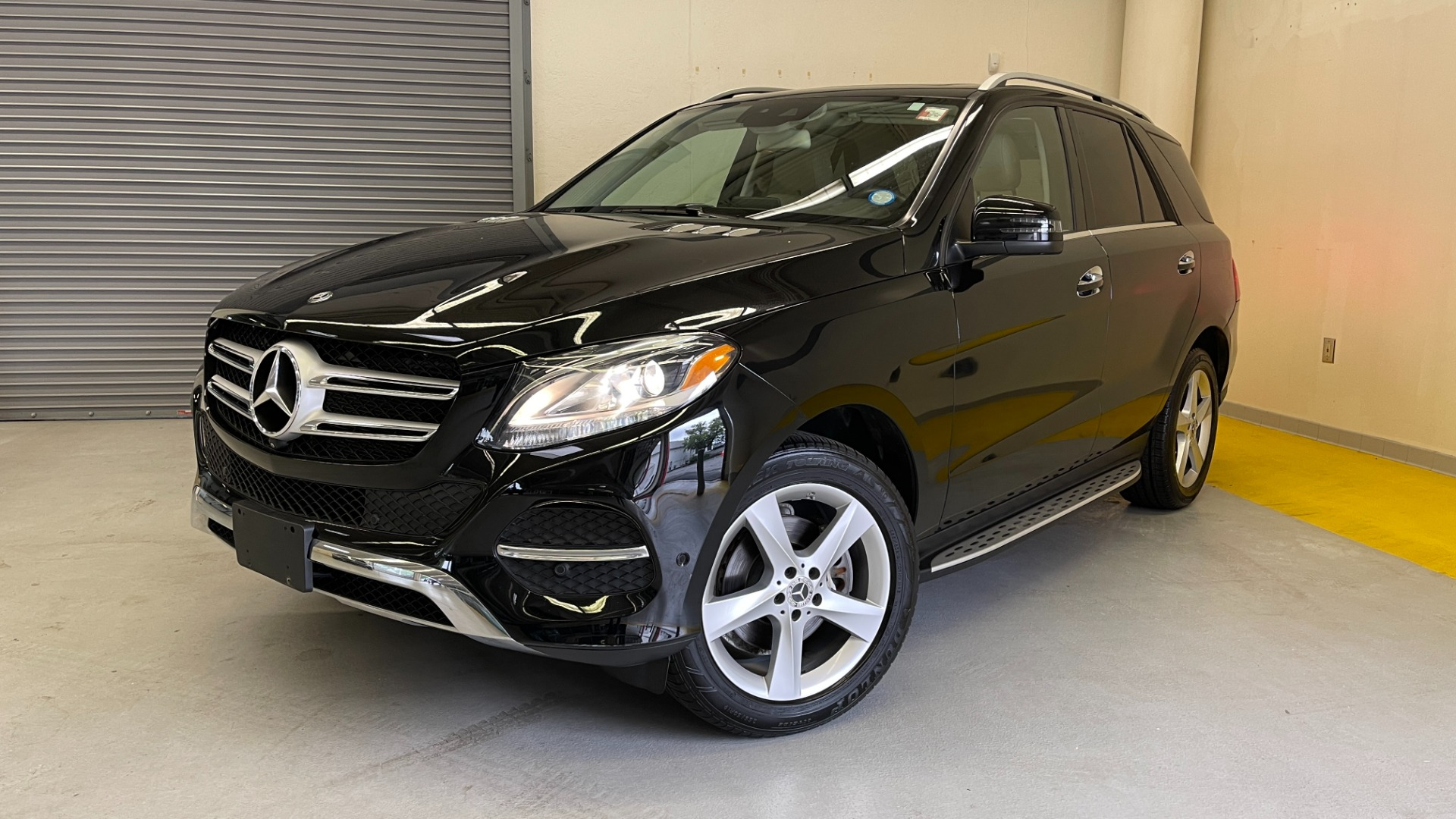 Used 2018 Mercedes-Benz GLE GLE 350 for sale Sold at Formula Imports in Charlotte NC 28227 1