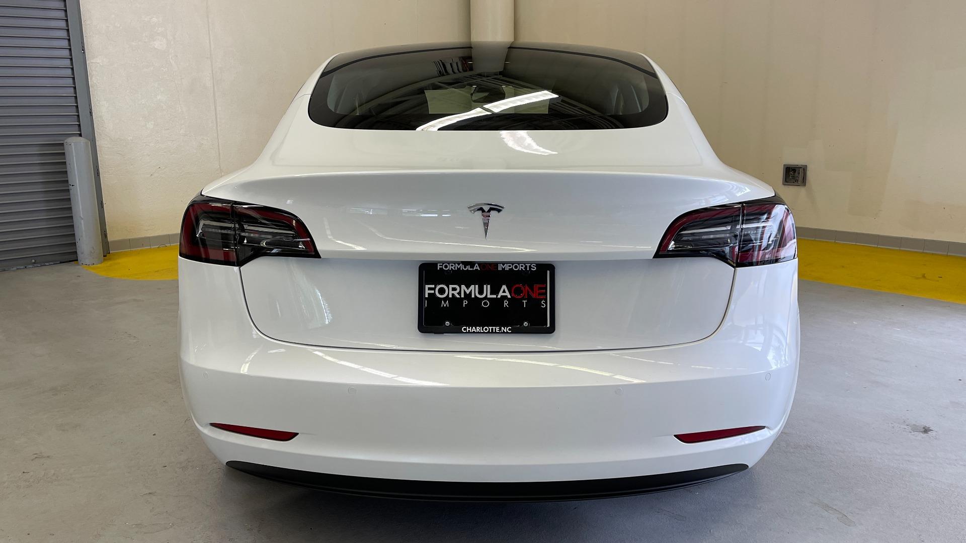 Used 2021 Tesla MODEL 3 STANDARD RANGE PLUS / NAV / REARVIEW for sale $49,595 at Formula Imports in Charlotte NC 28227 18