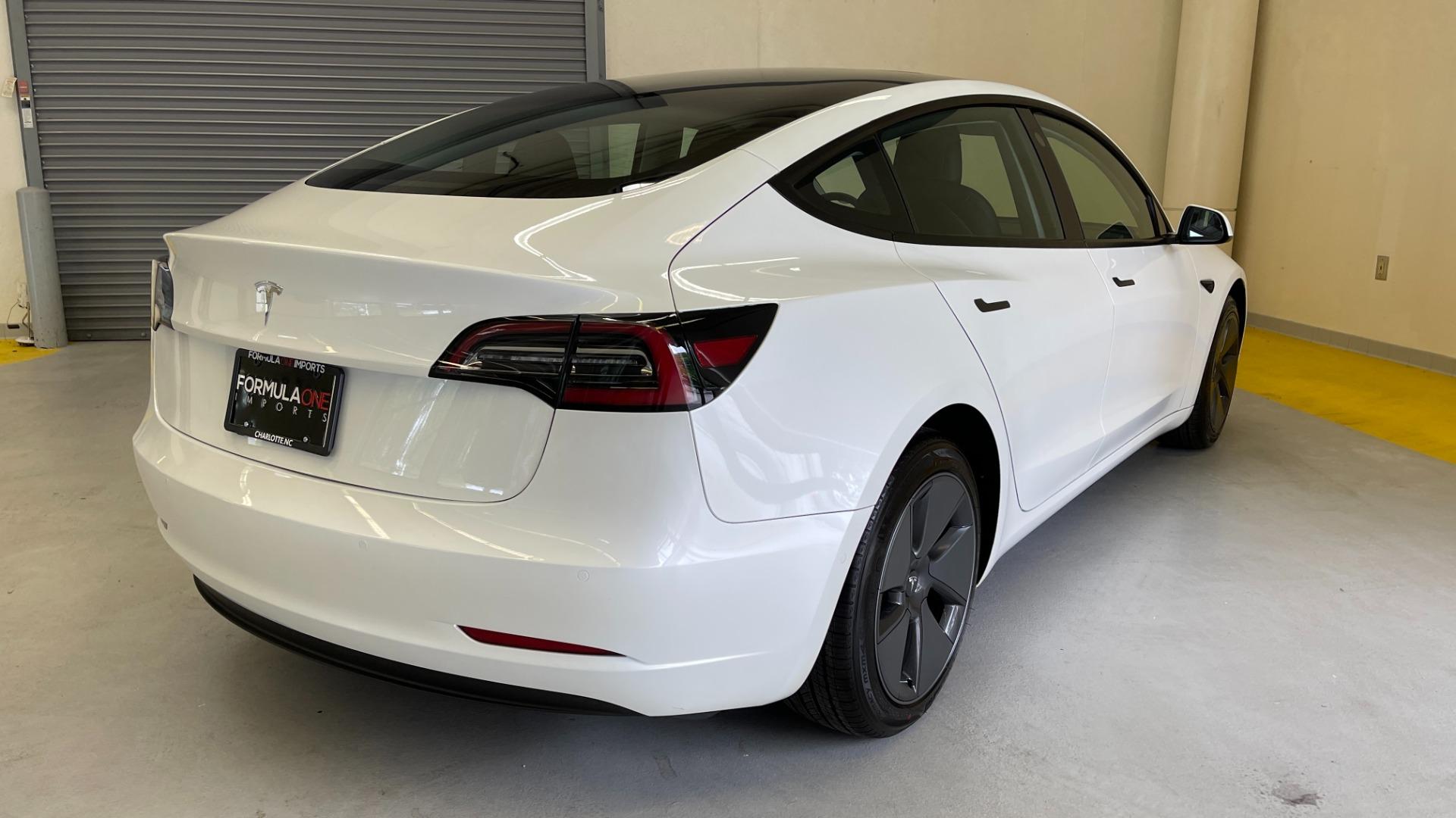 Used 2021 Tesla MODEL 3 STANDARD RANGE PLUS / NAV / REARVIEW for sale $49,595 at Formula Imports in Charlotte NC 28227 2