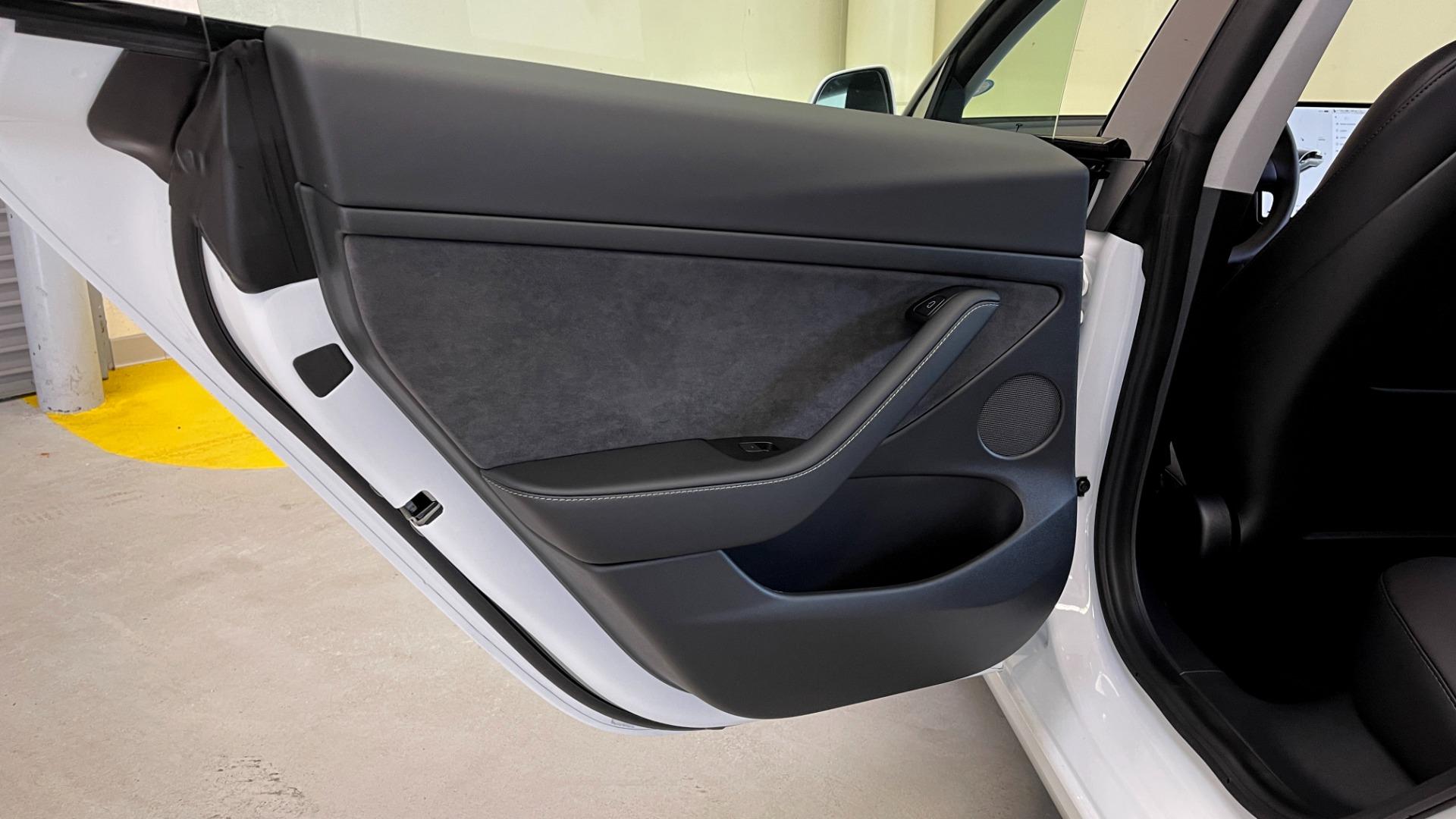 Used 2021 Tesla MODEL 3 STANDARD RANGE PLUS / NAV / REARVIEW for sale $49,595 at Formula Imports in Charlotte NC 28227 38