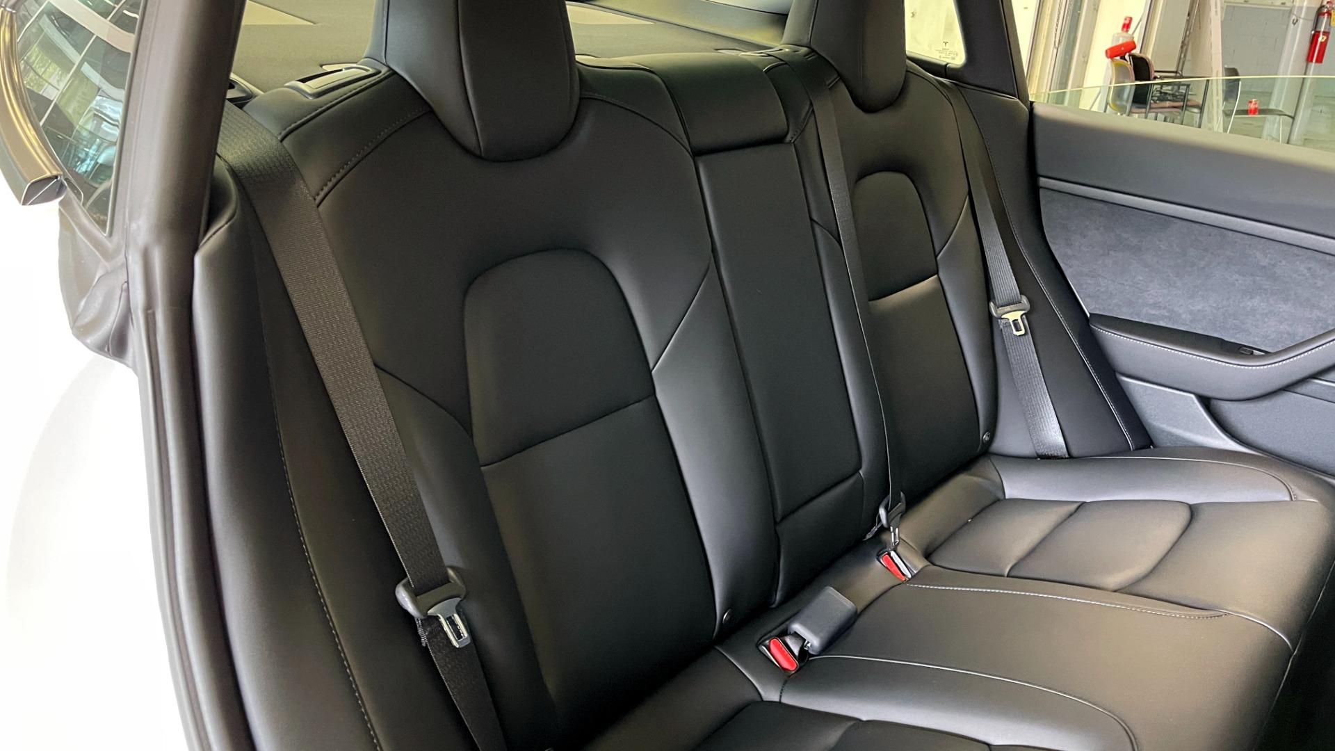 Used 2021 Tesla MODEL 3 STANDARD RANGE PLUS / NAV / REARVIEW for sale $49,595 at Formula Imports in Charlotte NC 28227 44