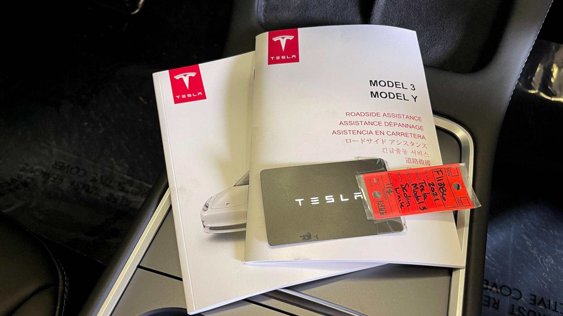 Used 2021 Tesla MODEL 3 STANDARD RANGE PLUS / NAV / REARVIEW for sale $49,595 at Formula Imports in Charlotte NC 28227 58