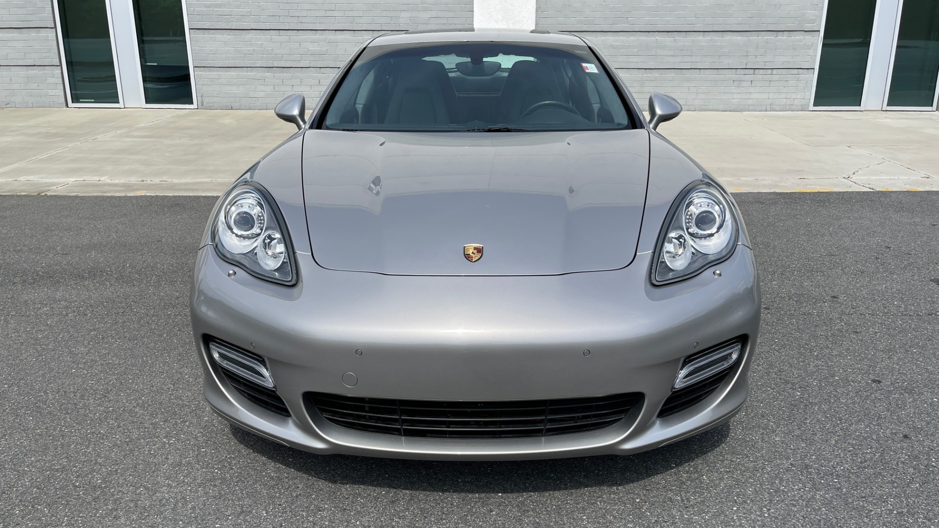 Used 2010 Porsche PANAMERA 4DR HB TURBO / SPORT CHRONO / BOSE / AUTO CLIMATE CONTROL for sale $42,124 at Formula Imports in Charlotte NC 28227 12