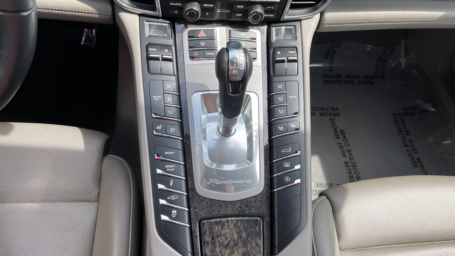 Used 2010 Porsche PANAMERA 4DR HB TURBO / SPORT CHRONO / BOSE / AUTO CLIMATE CONTROL for sale $42,124 at Formula Imports in Charlotte NC 28227 44