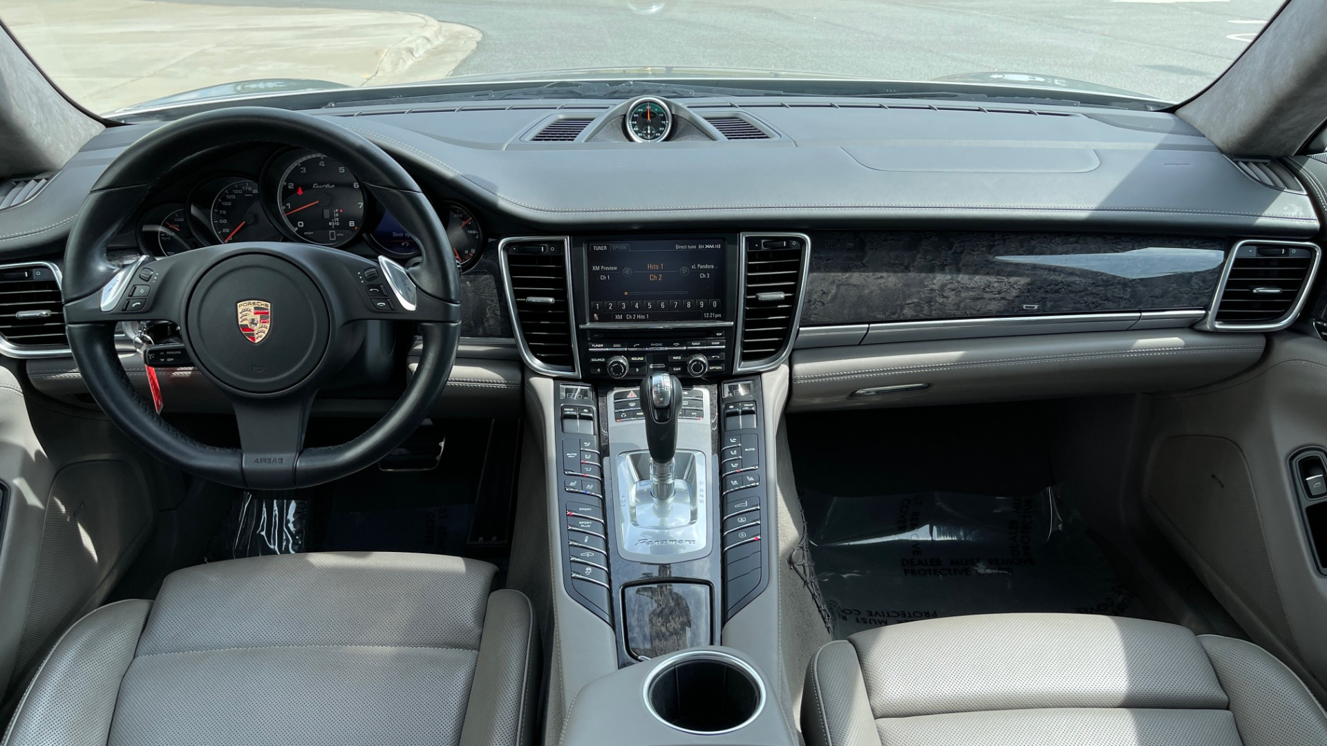 Used 2010 Porsche PANAMERA 4DR HB TURBO / SPORT CHRONO / BOSE / AUTO CLIMATE CONTROL for sale $42,124 at Formula Imports in Charlotte NC 28227 58