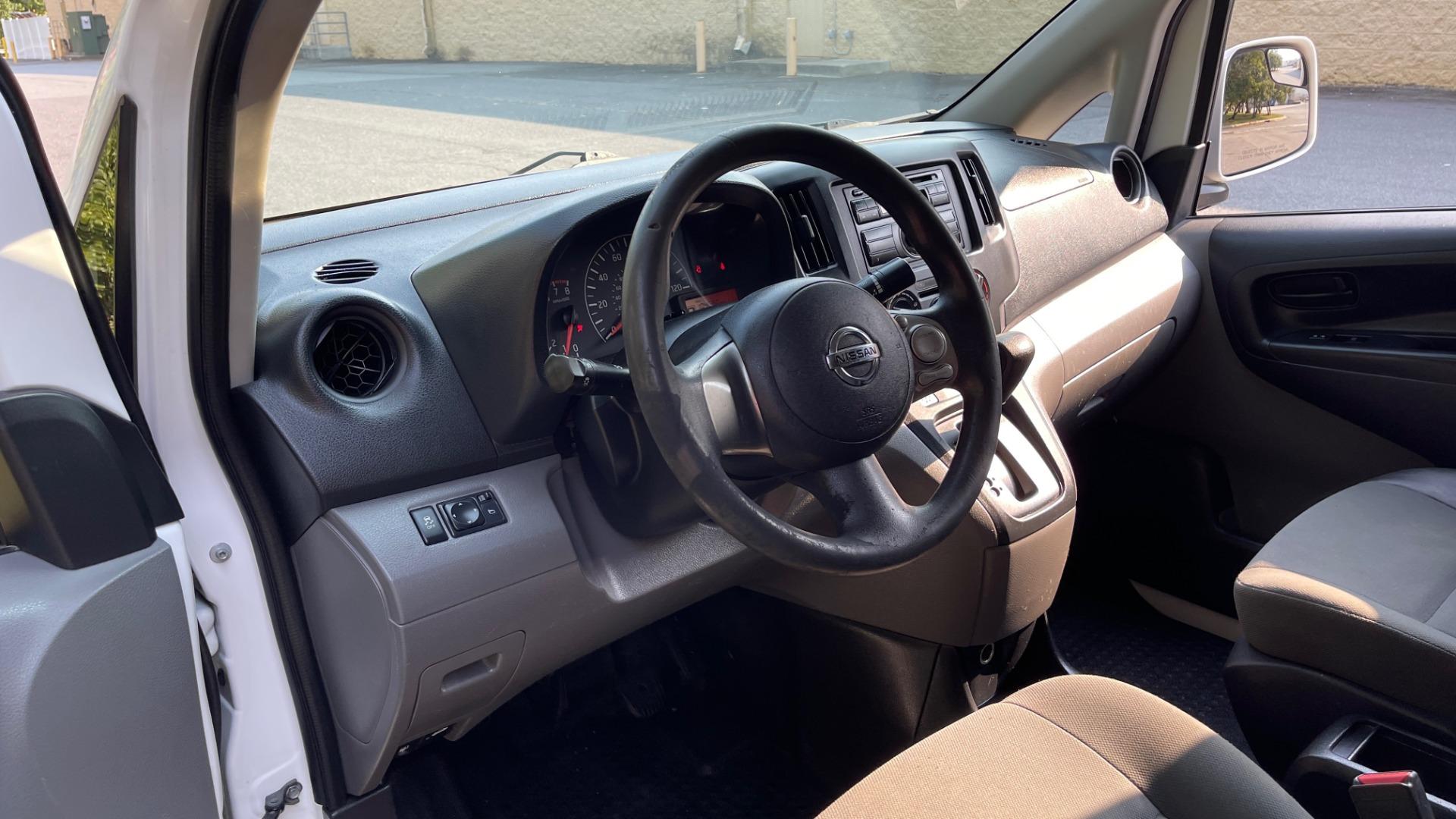 Used 2016 Nissan NV200 SV / WORK VAN / EXT APPEARNACE PKG / SPLASH GUARDS for sale $15,400 at Formula Imports in Charlotte NC 28227 21