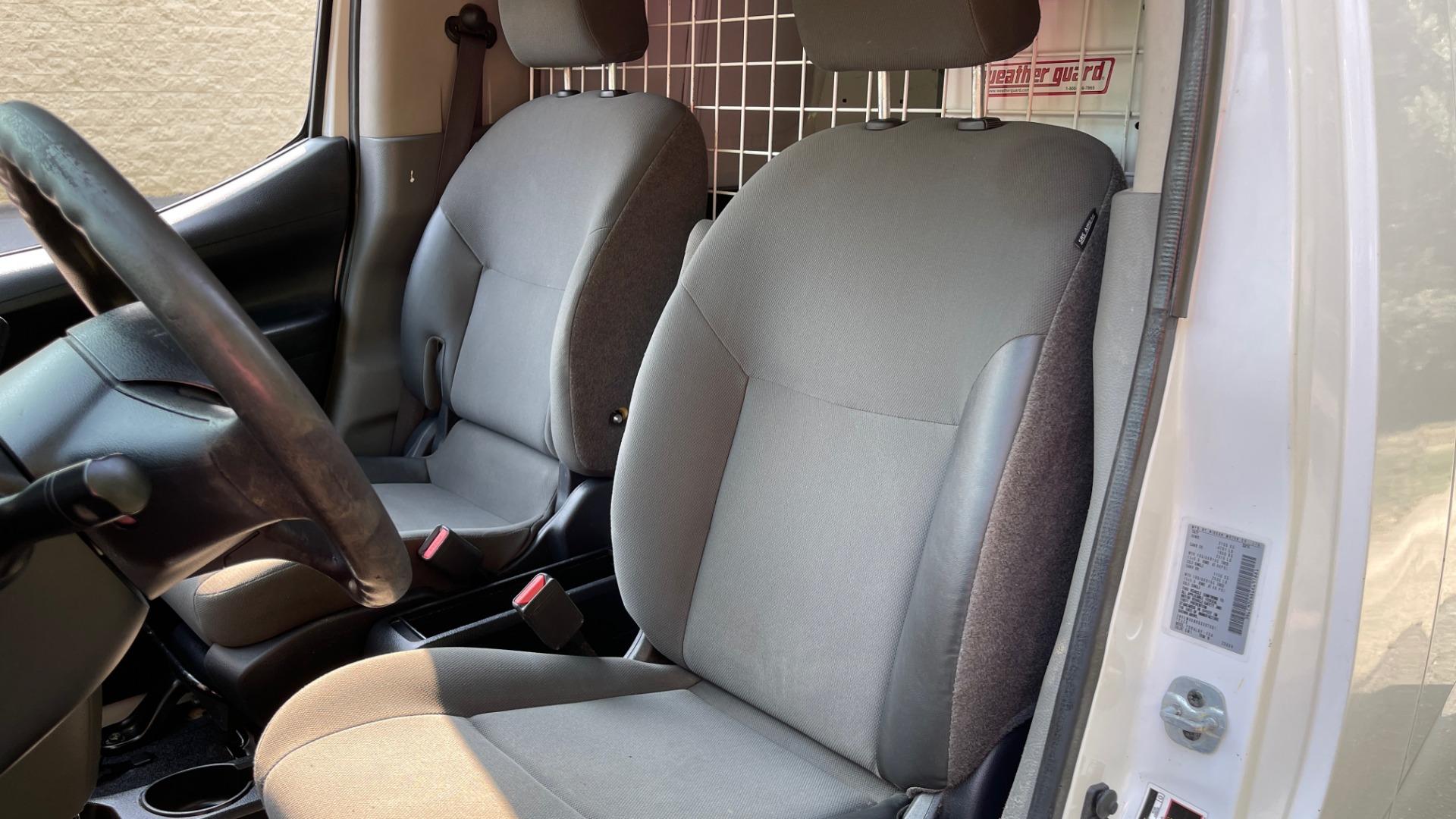 Used 2016 Nissan NV200 SV / WORK VAN / EXT APPEARNACE PKG / SPLASH GUARDS for sale $15,400 at Formula Imports in Charlotte NC 28227 23