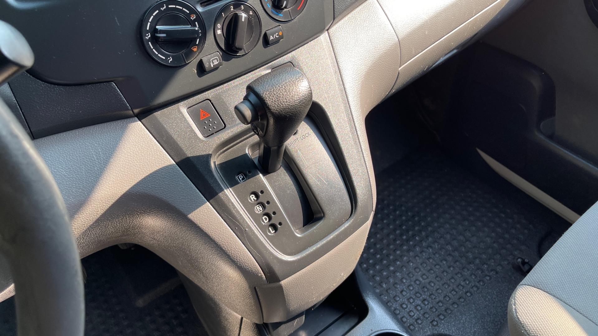 Used 2016 Nissan NV200 SV / WORK VAN / EXT APPEARNACE PKG / SPLASH GUARDS for sale $15,400 at Formula Imports in Charlotte NC 28227 32